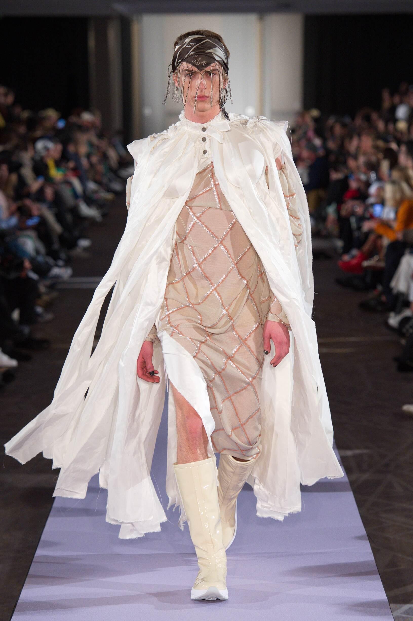 FW 2019-20 Andreas Kronthaler for Vivienne Westwood Fashion Show Paris Fashion Week