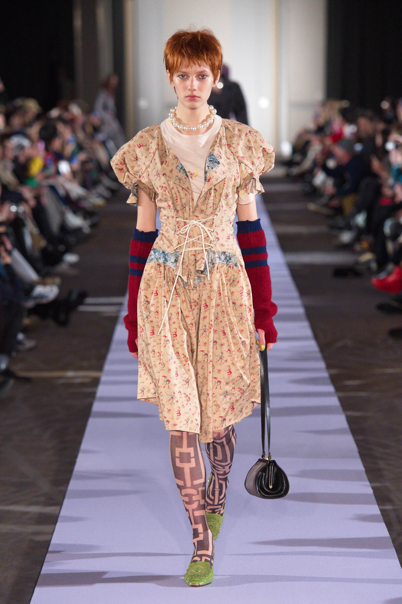 FW 2019-20 Andreas Kronthaler for Vivienne Westwood Fashion Show