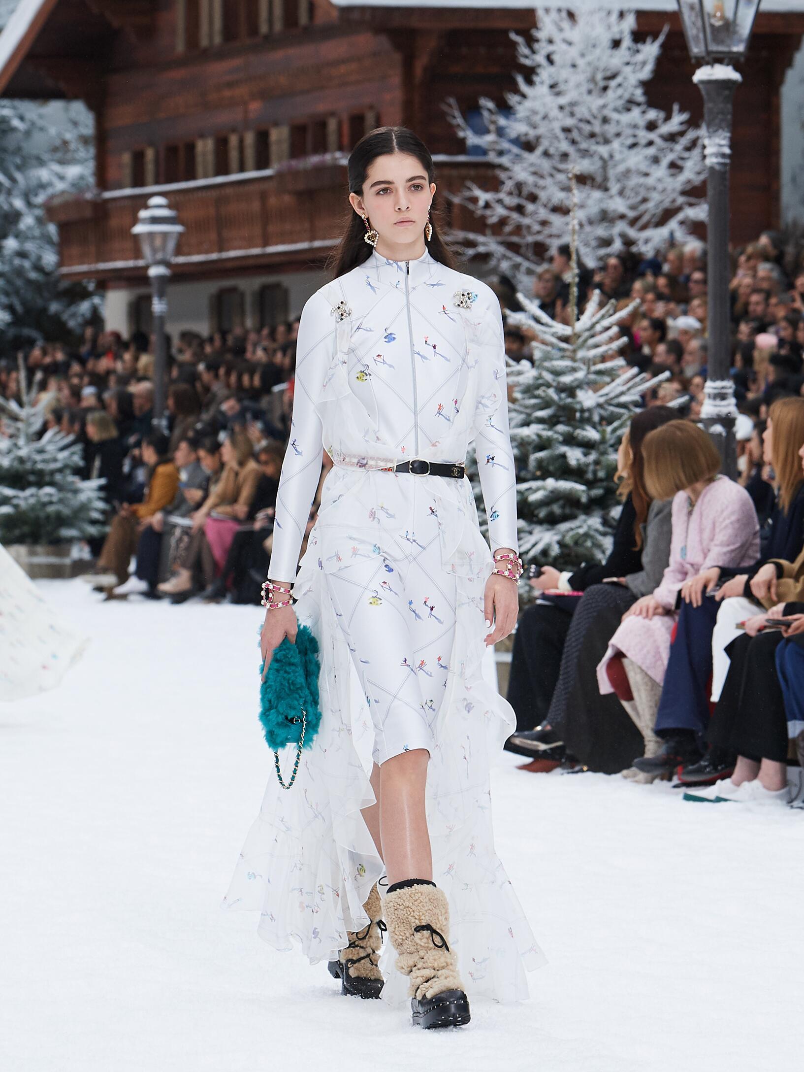FW 2019-20 Chanel Fashion Show Paris Fashion Week