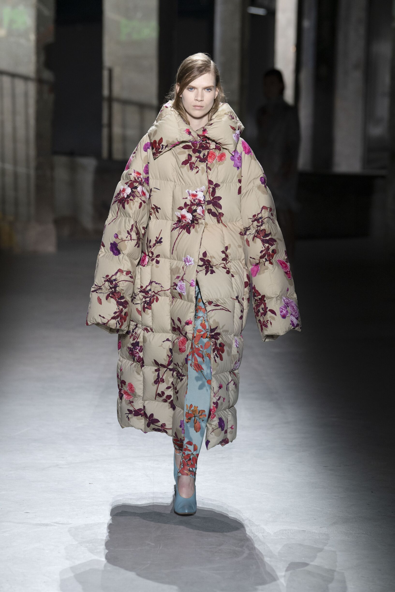 FW 2019-20 Dries van Noten Fashion Show Paris Fashion Week