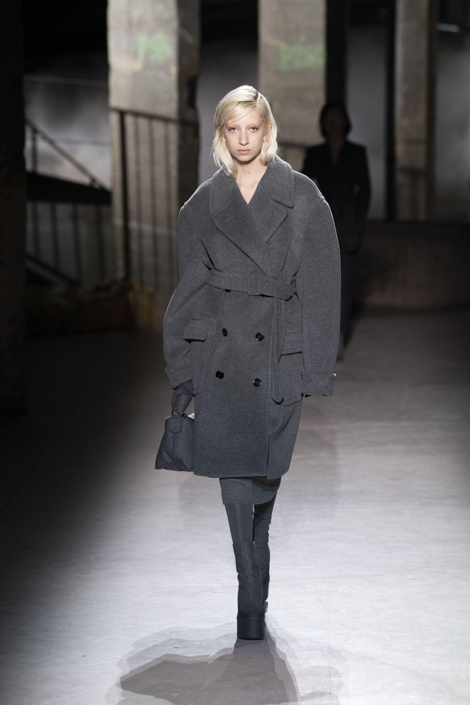 FW 2019-20 Dries van Noten Fashion Show