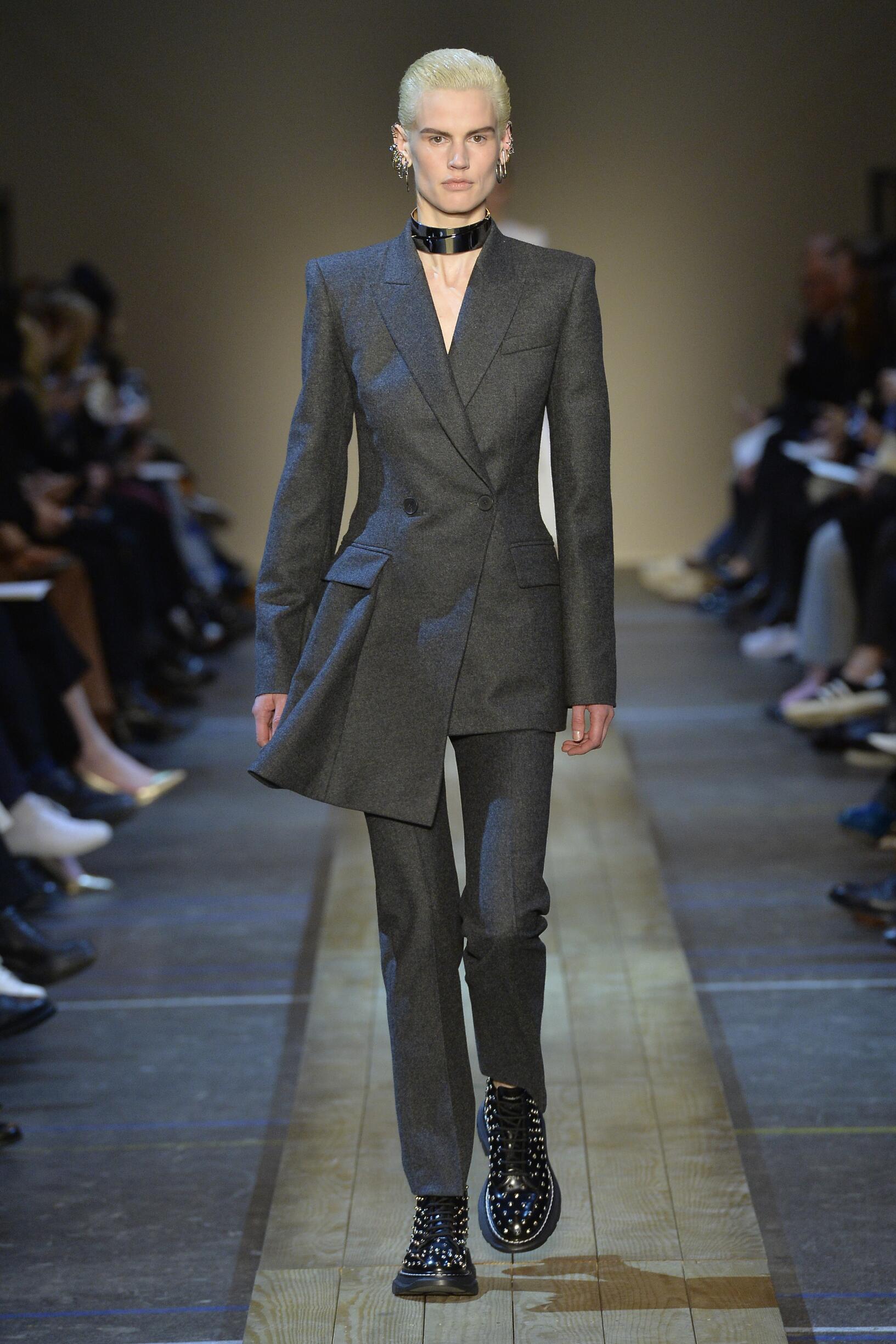 FW 2019-20 Fashion Show Alexander McQueen