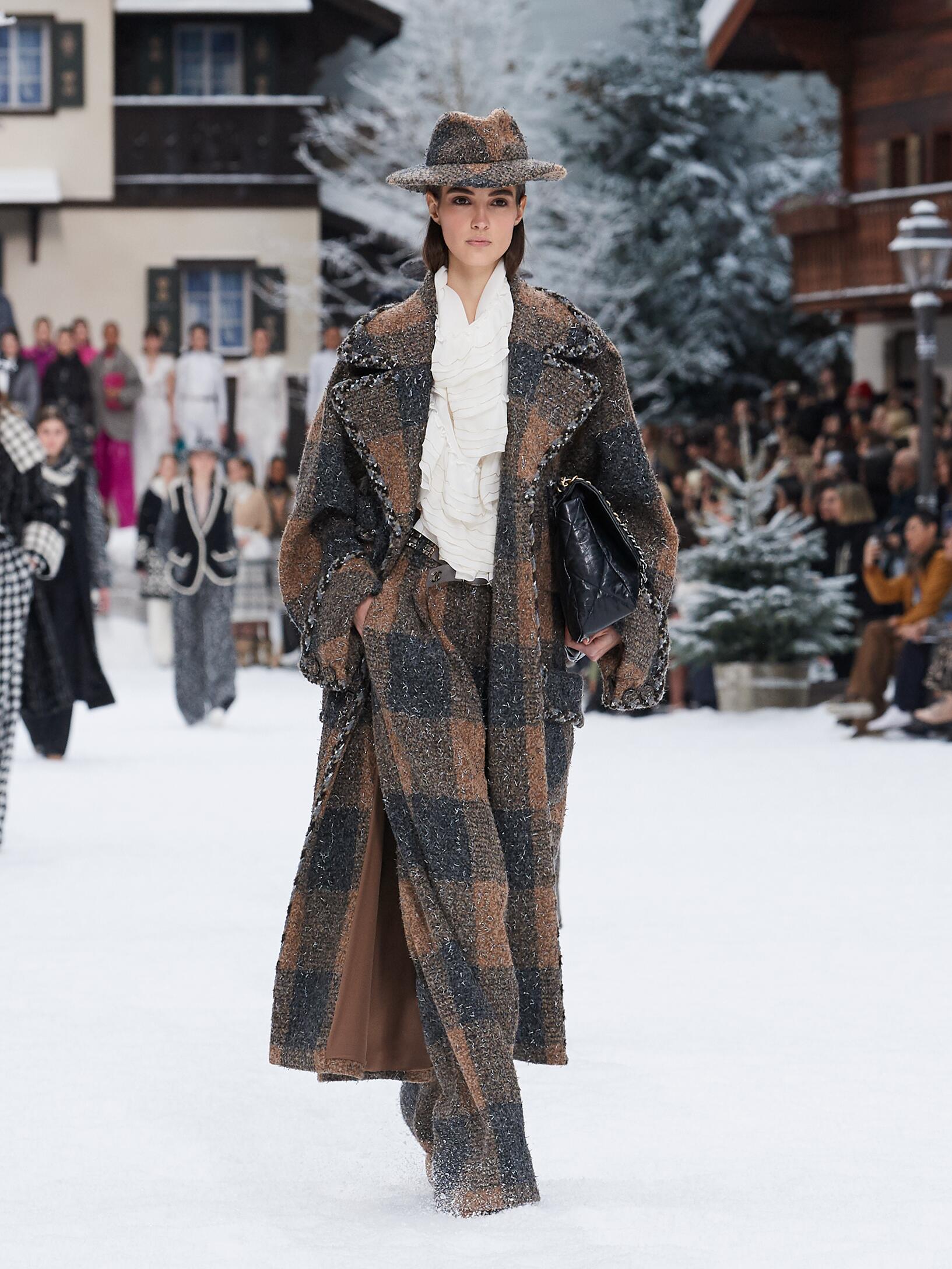 FW 2019-20 Fashion Show Chanel