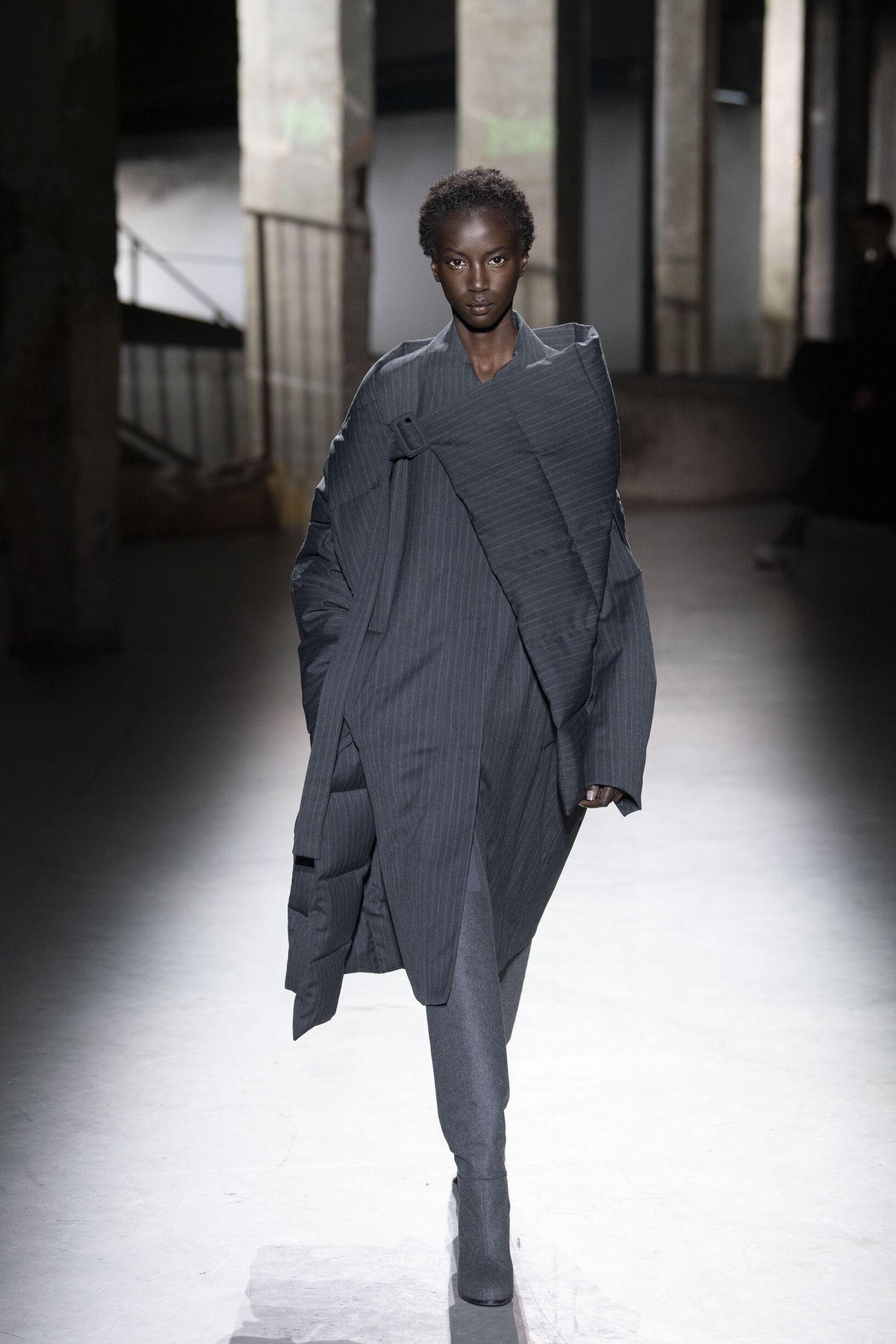 FW 2019-20 Fashion Show Dries van Noten