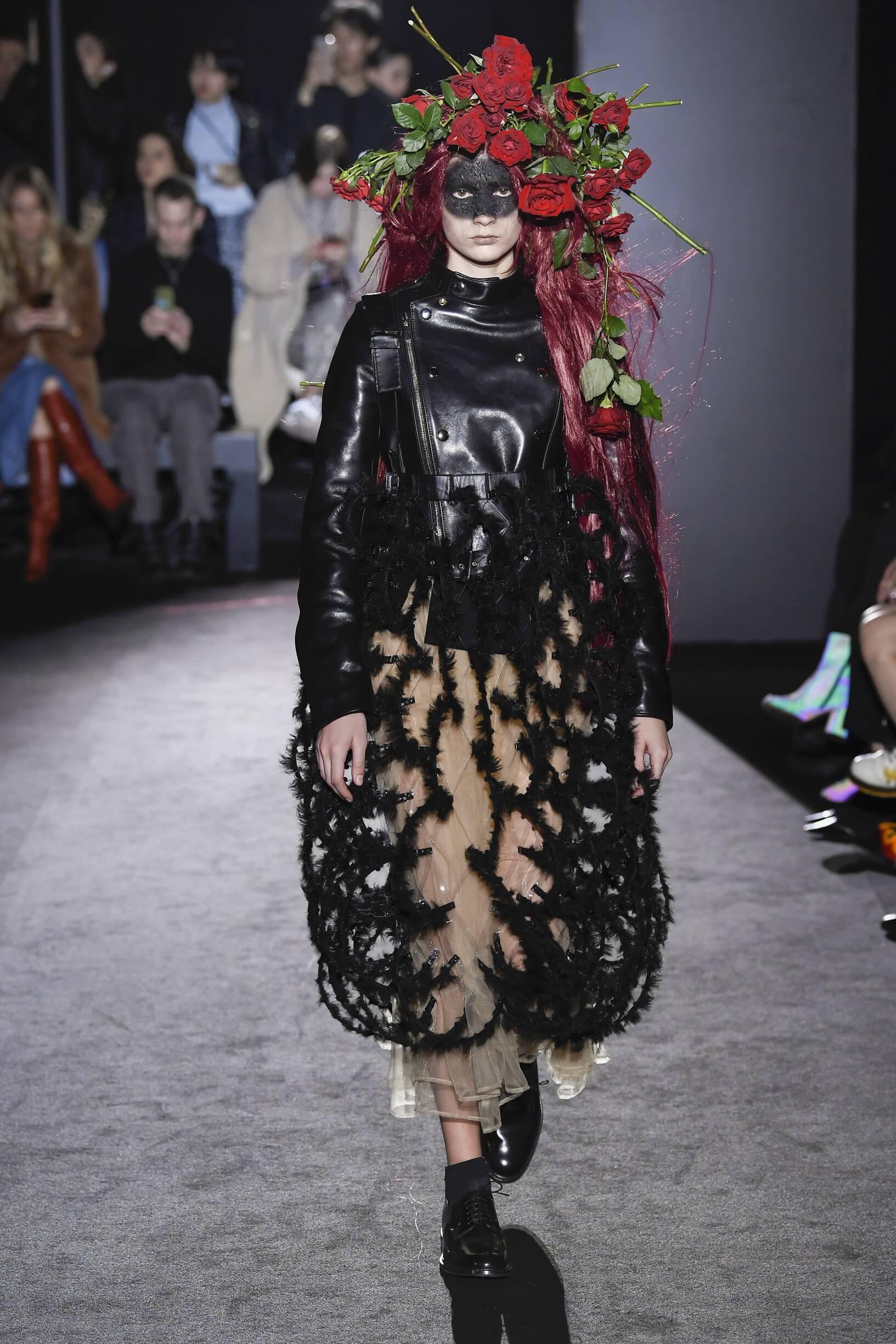 FW 2019-20 Fashion Show Noir Kei Ninomiya