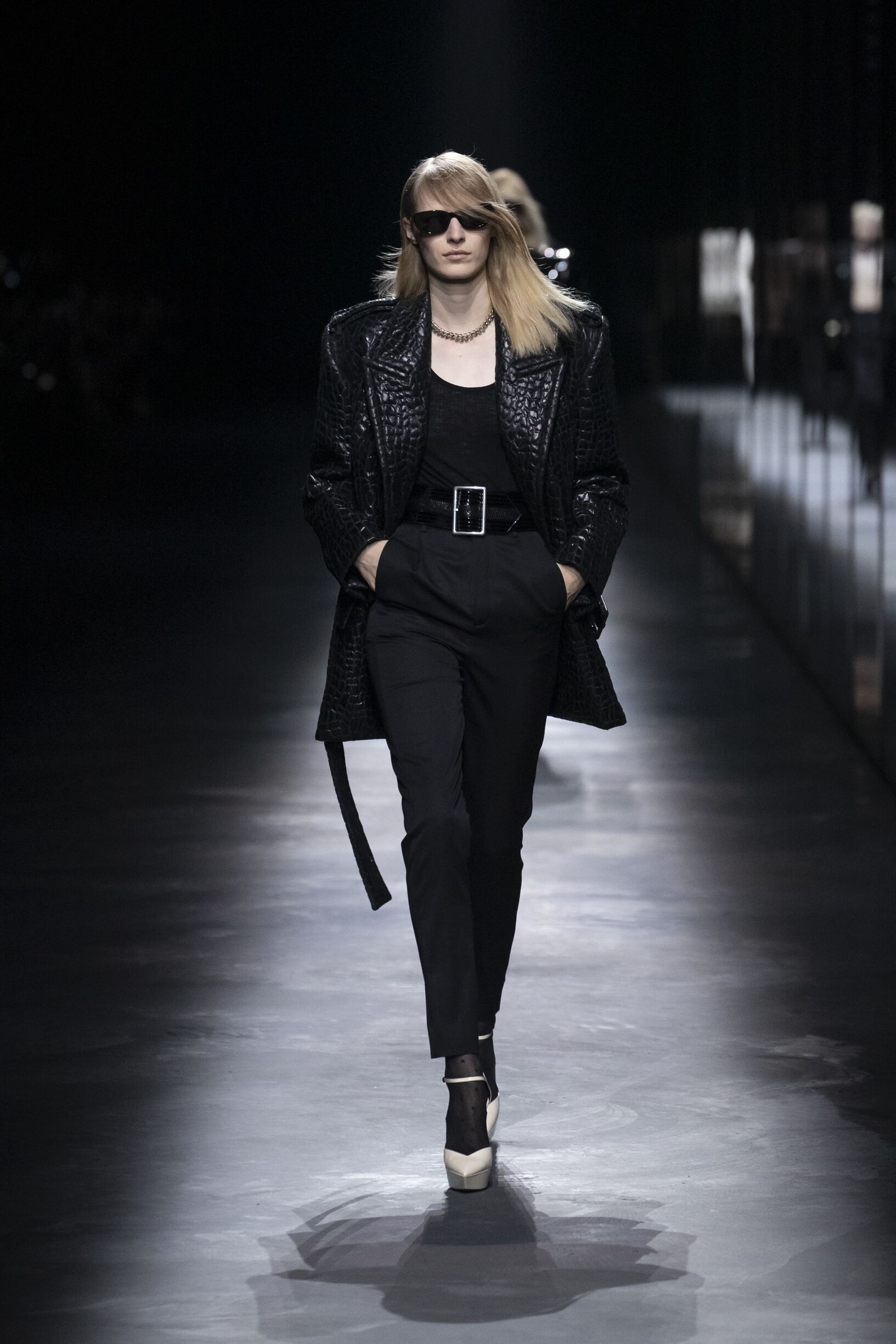 FW 2019 20 Fashion Show Saint Laurent