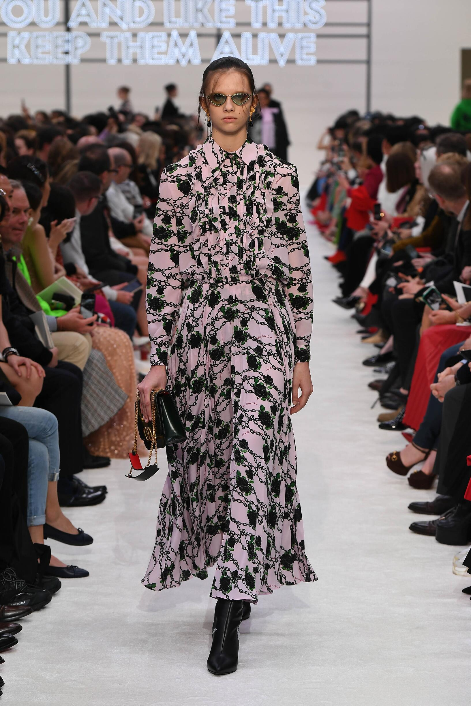 FW 2019-20 Fashion Show Valentino