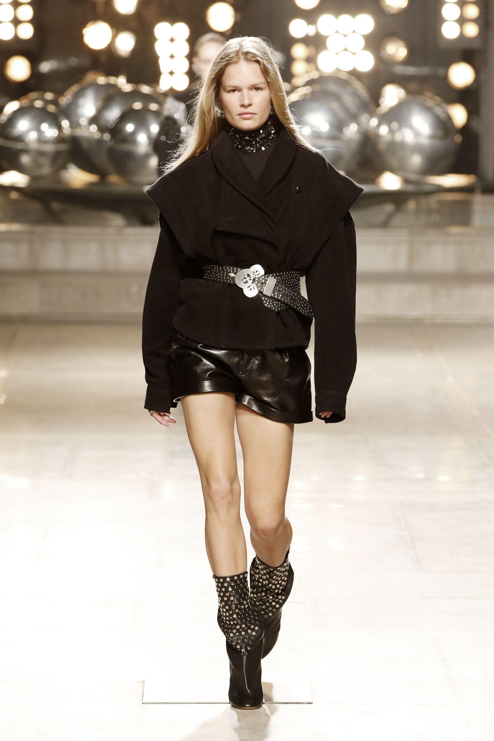 FW 2019-20 Isabel Marant Fashion Show Paris Fashion Week