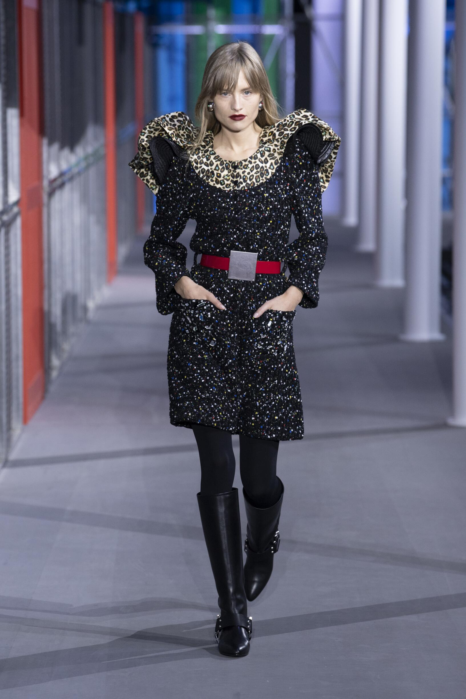 FW 2019-20 Louis Vuitton Fashion Show