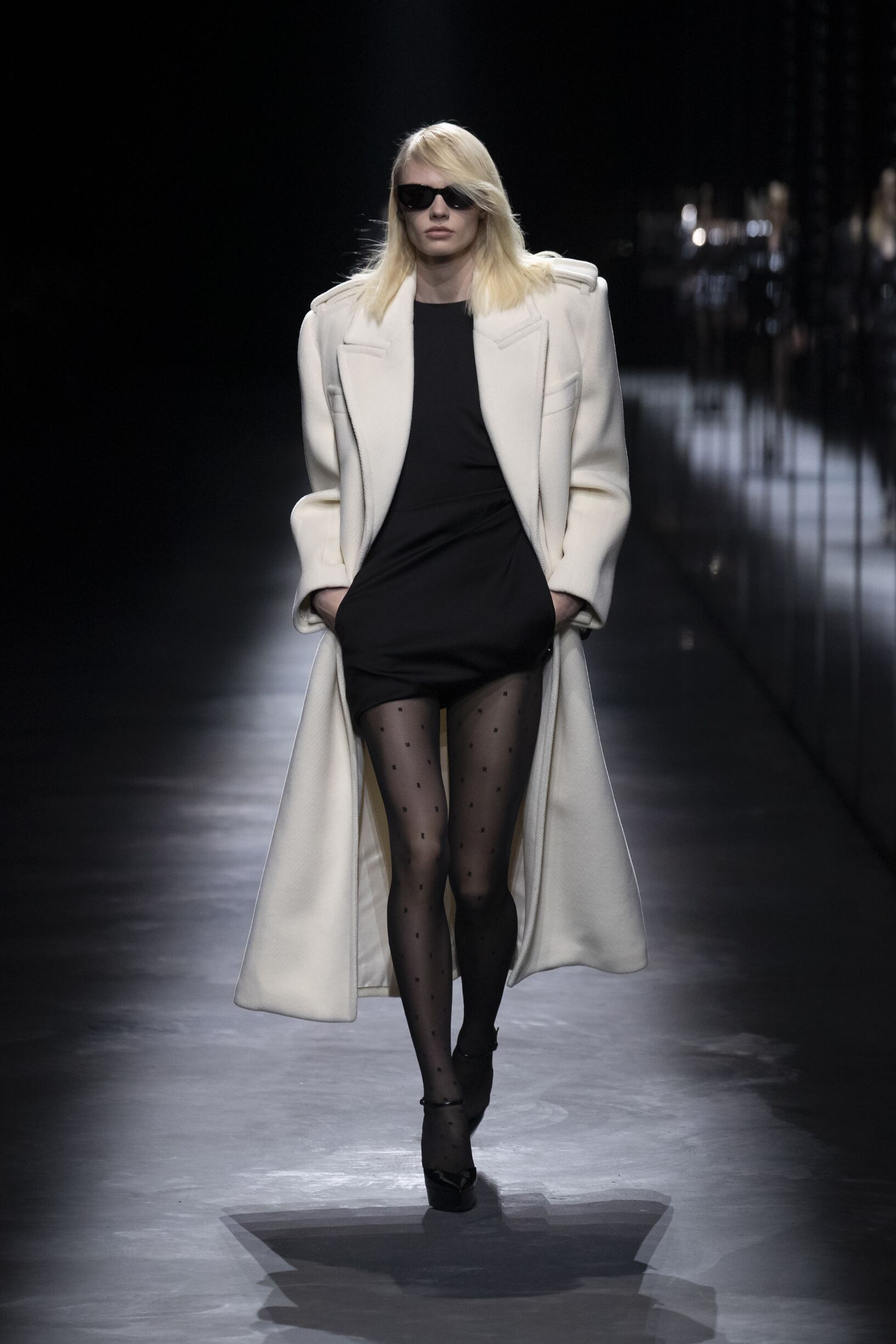 FW 2019 20 Saint Laurent Fashion Show