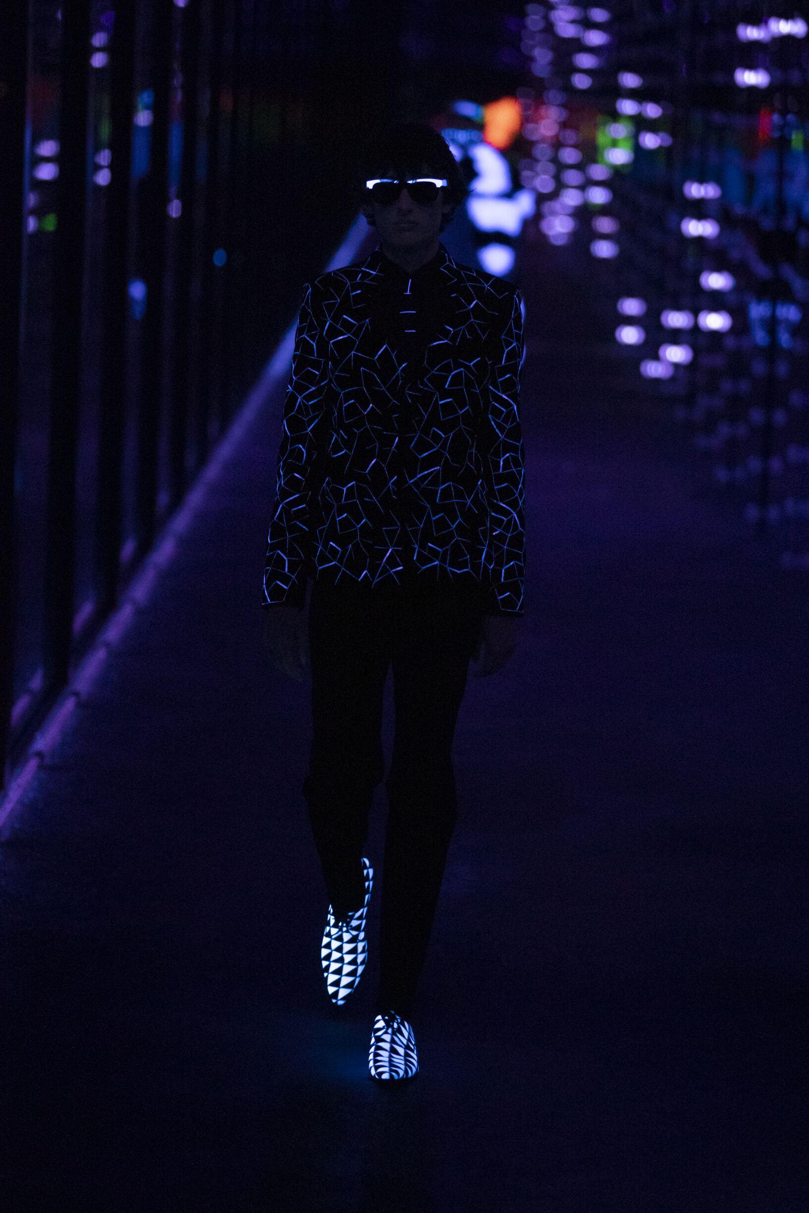 FW 2019 20 Saint Laurent Show Paris Fashion Week Trends