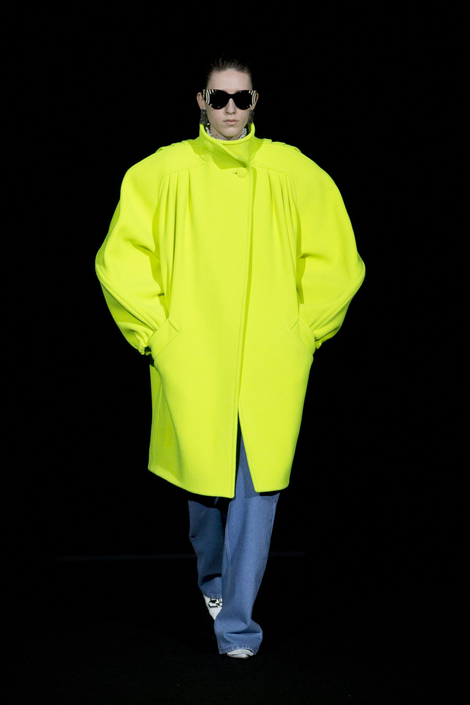FW 2019 Balenciaga Show Paris Fashion Week
