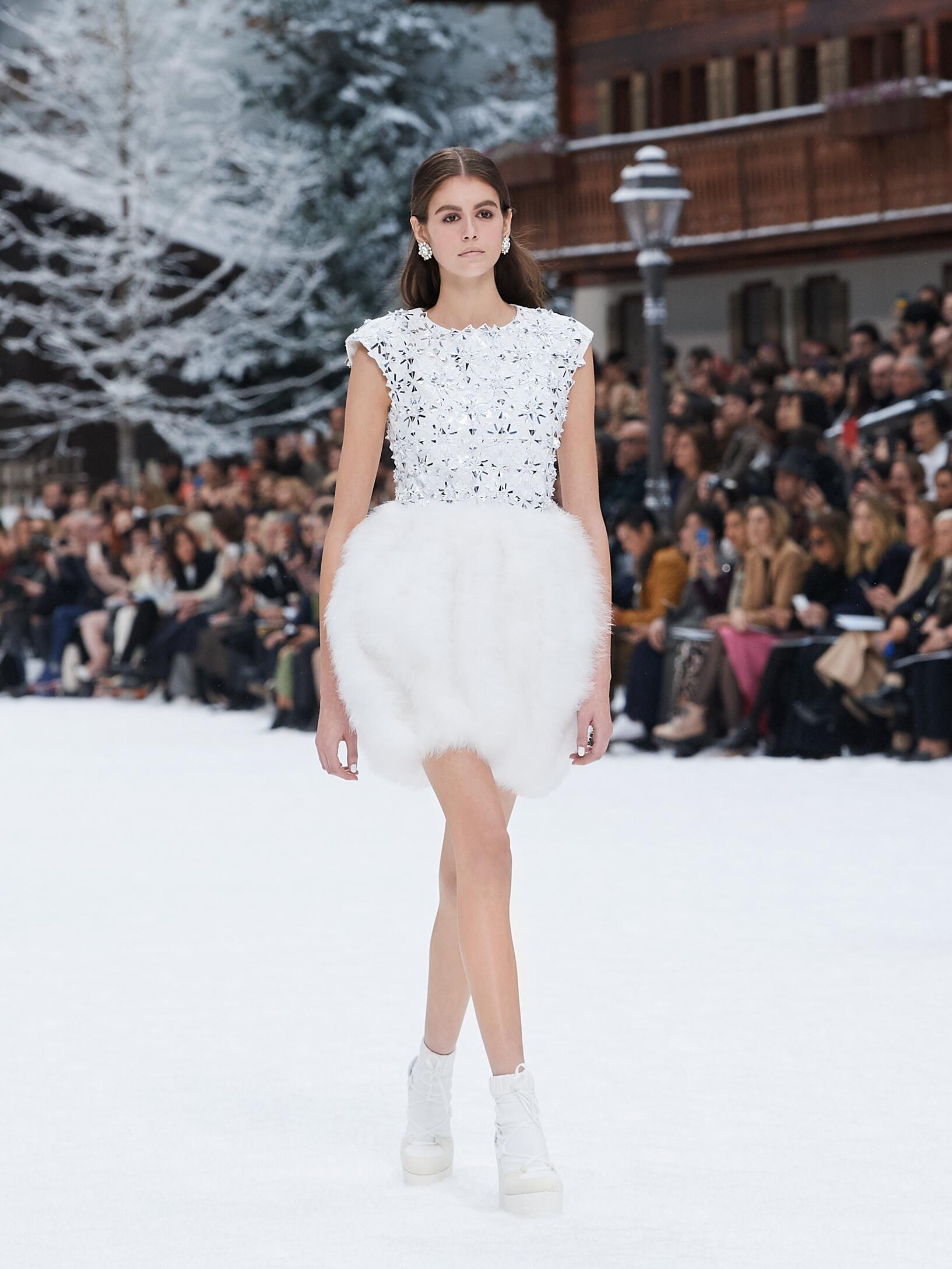 FW 2019 Chanel Show Paris Fashion Week Womenswear