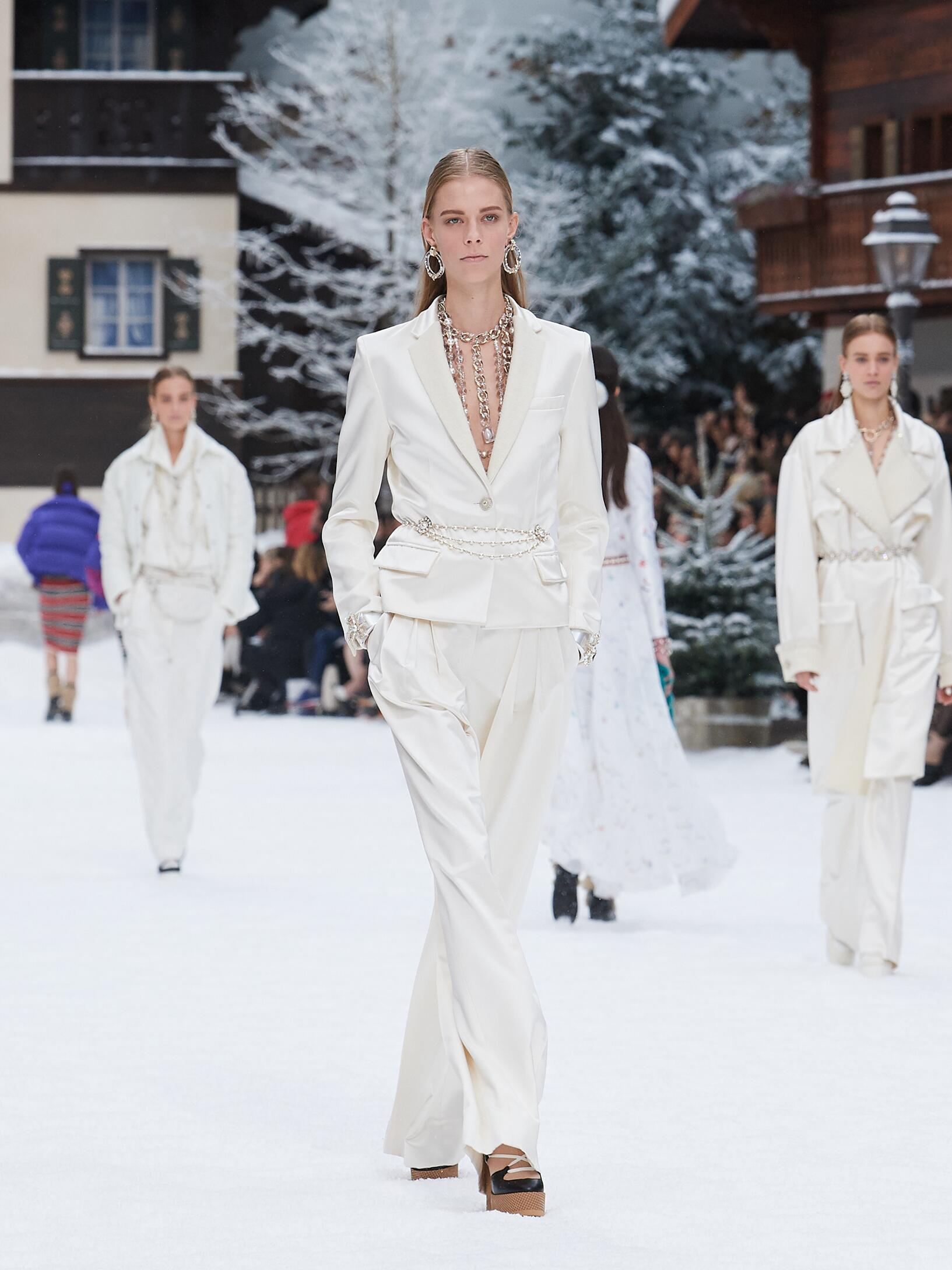 FW 2019 Chanel Show Paris Fashion Week