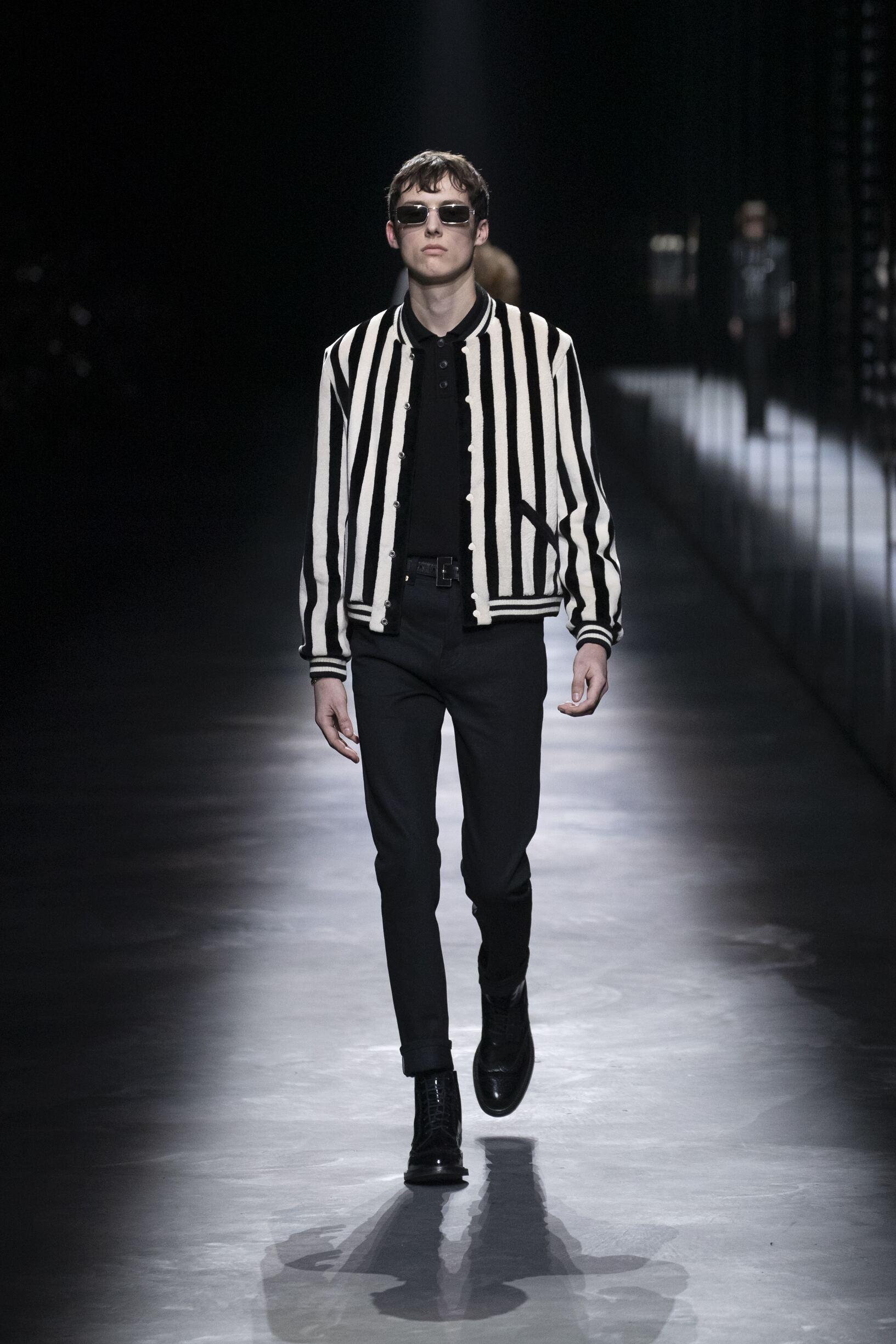 FW 2019 Saint Laurent Show Paris Fashion Week