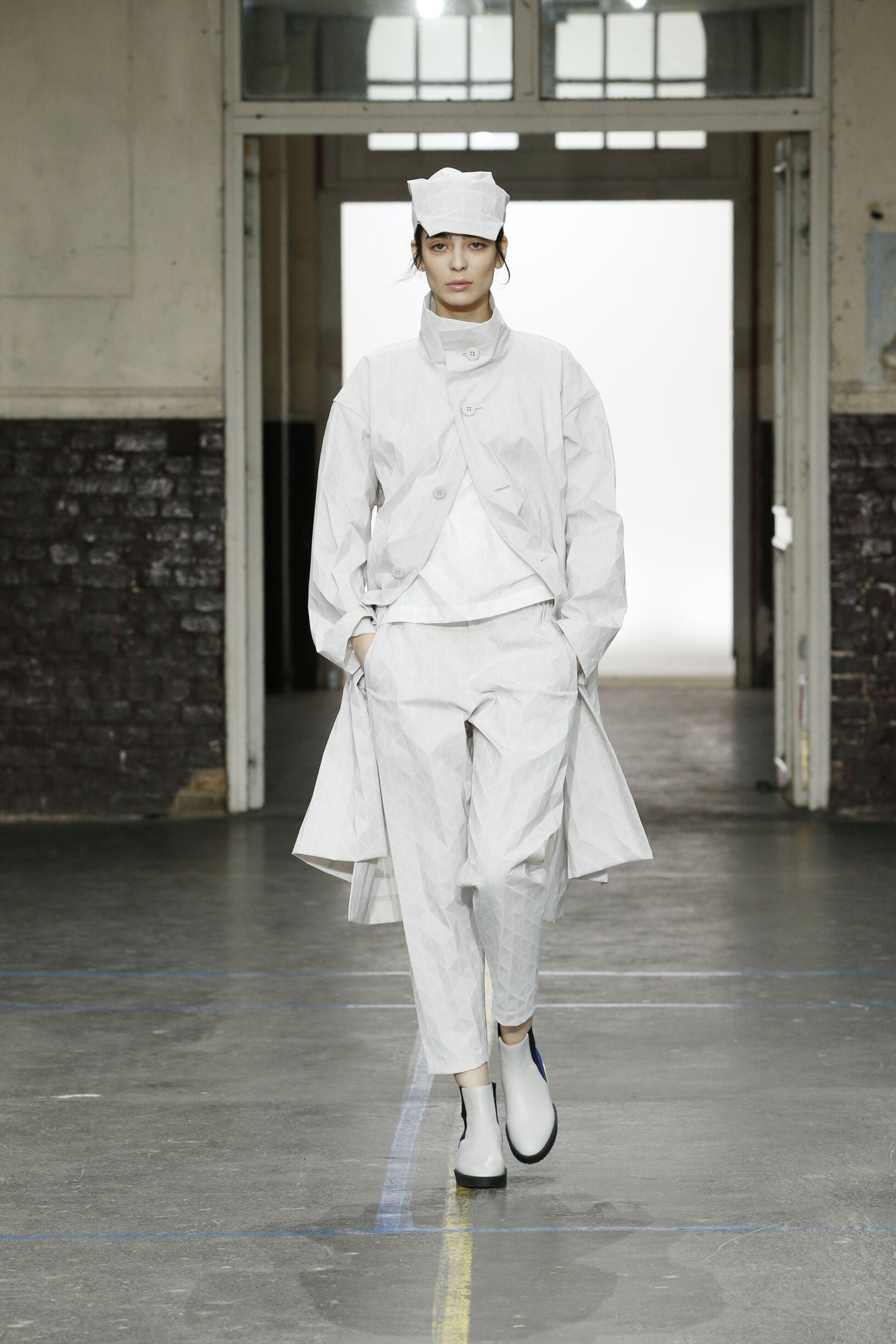 Fall 2019 Fashion Trends Issey Miyake