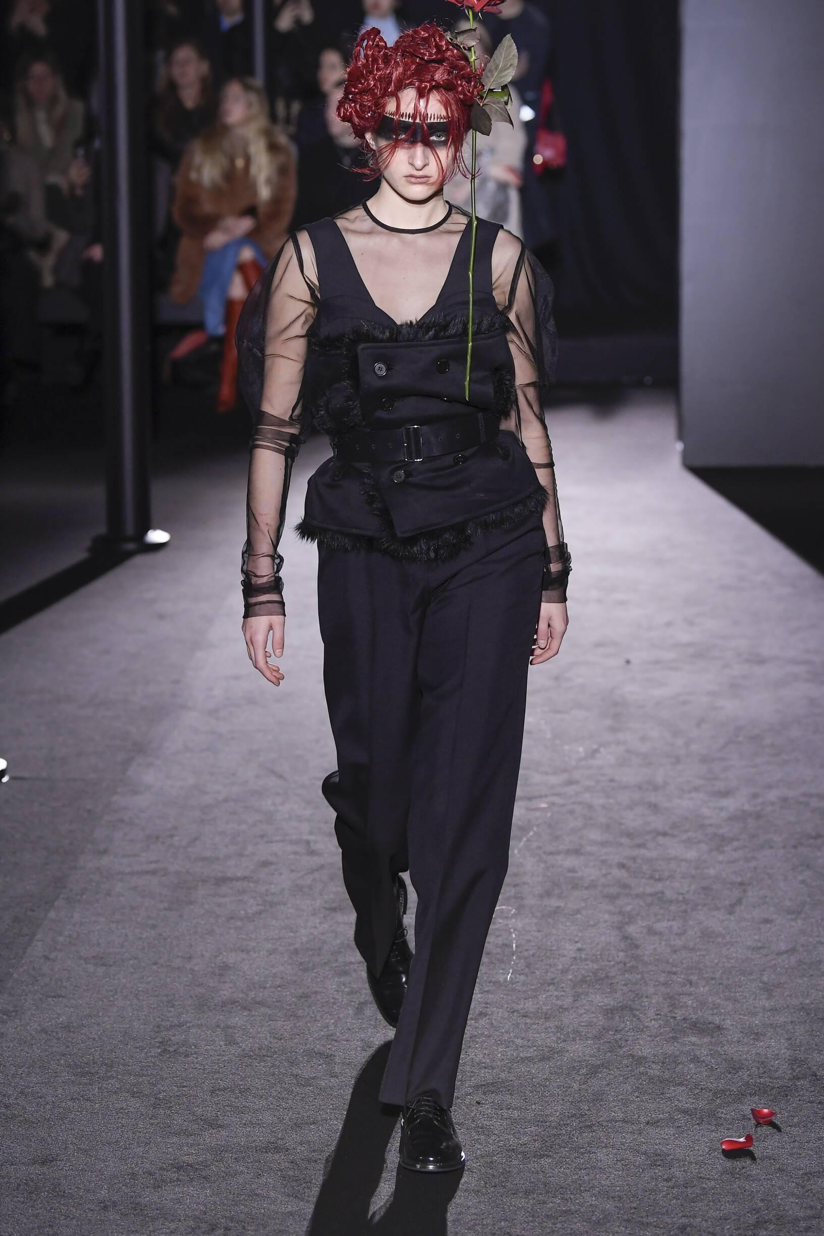 Fall 2019 Fashion Trends Noir Kei Ninomiya