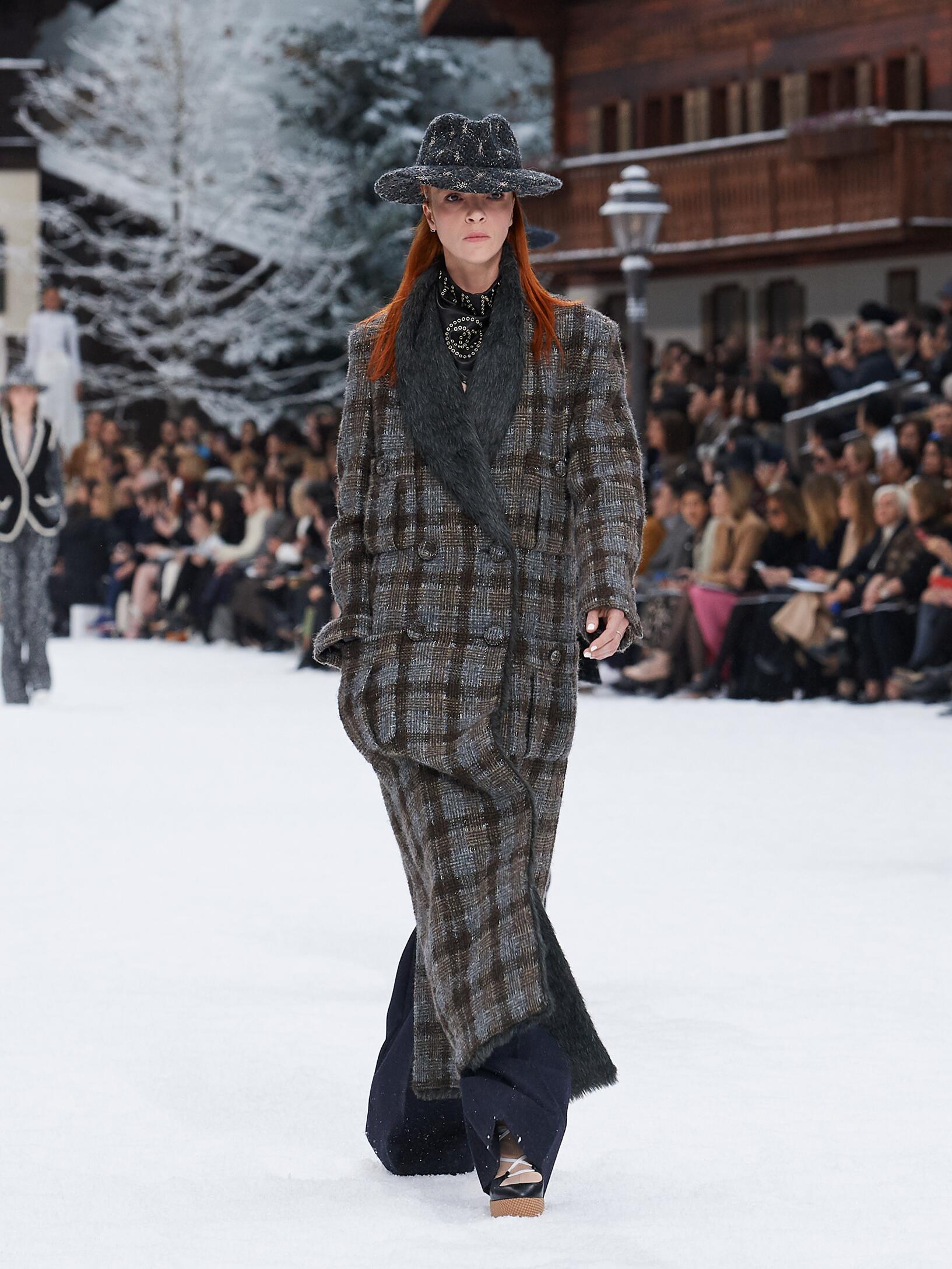 Fall 2019 Womenswear Chanel