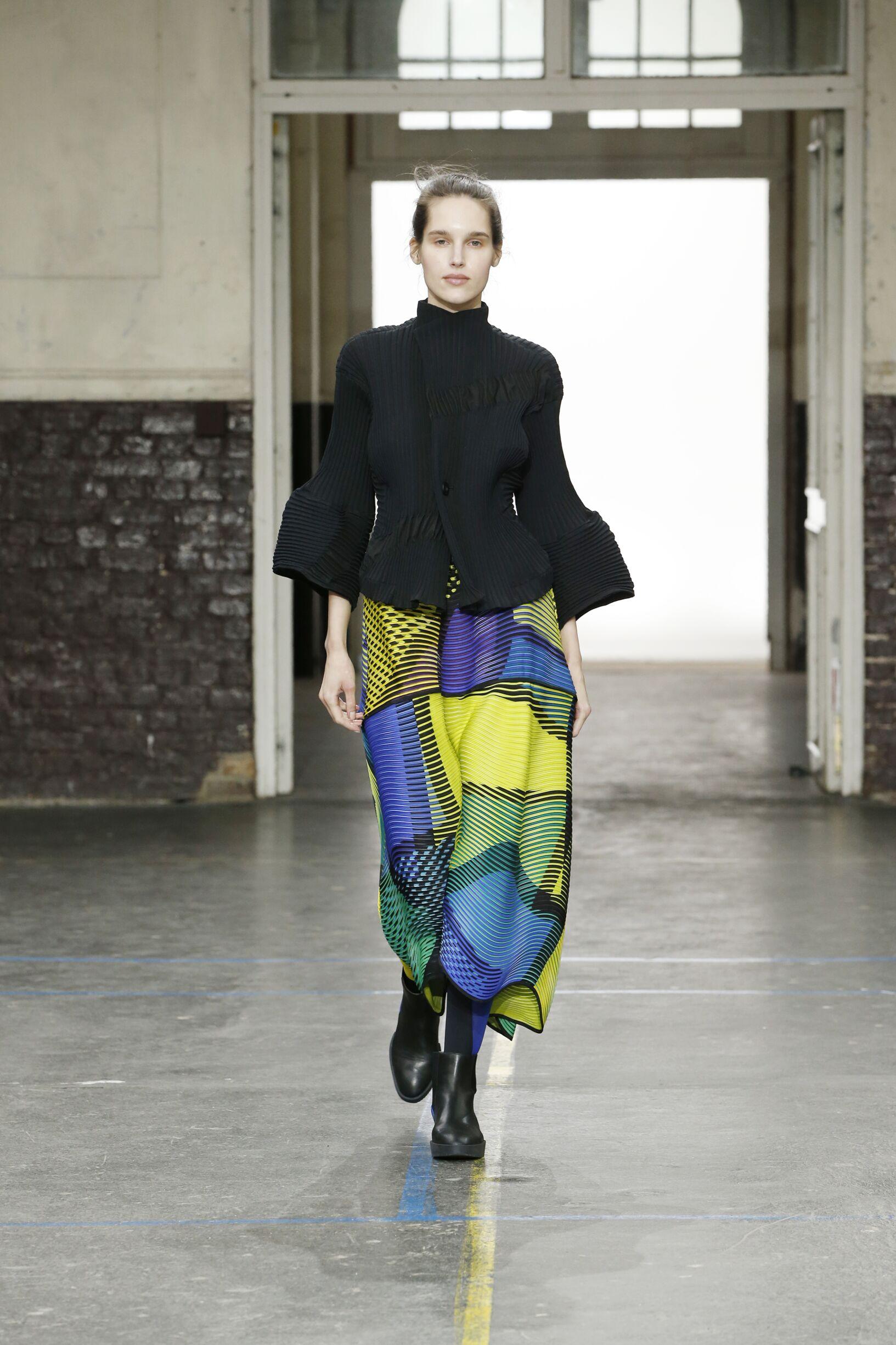 Fall 2019 Womenswear Issey Miyake