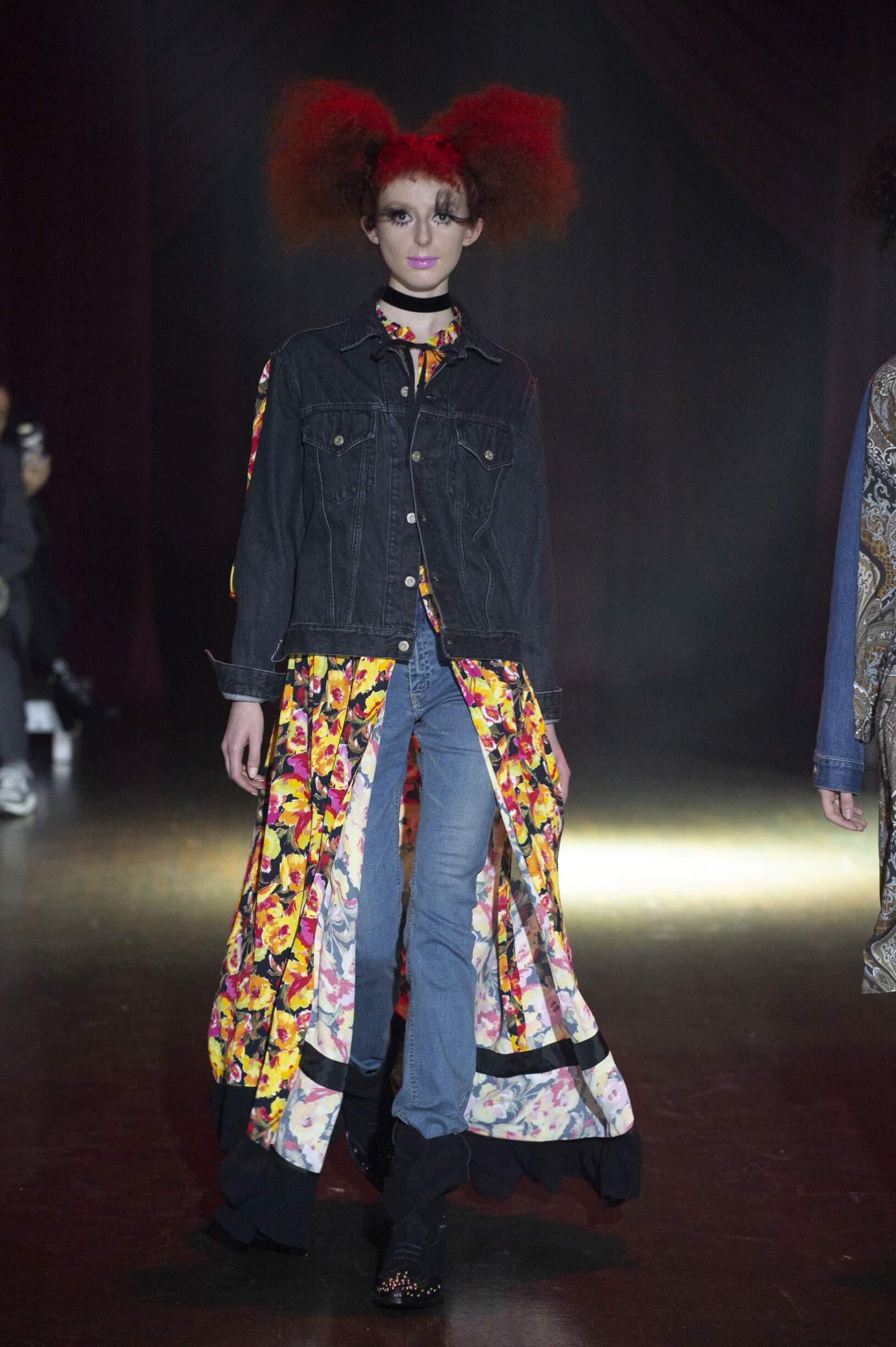 Fall 2019 Womenswear Junya Watanabe