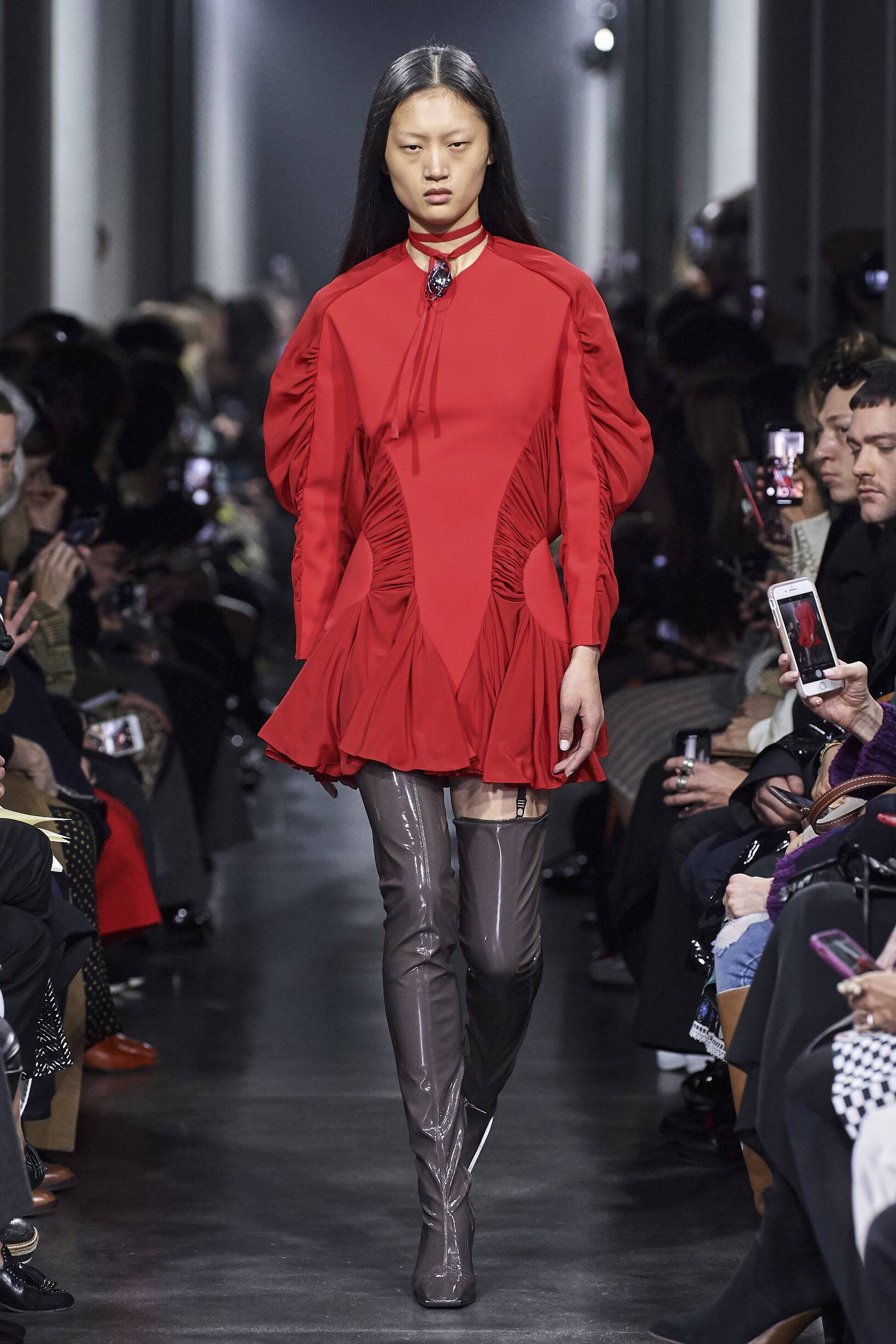 Fall 2019 Womenswear Mugler
