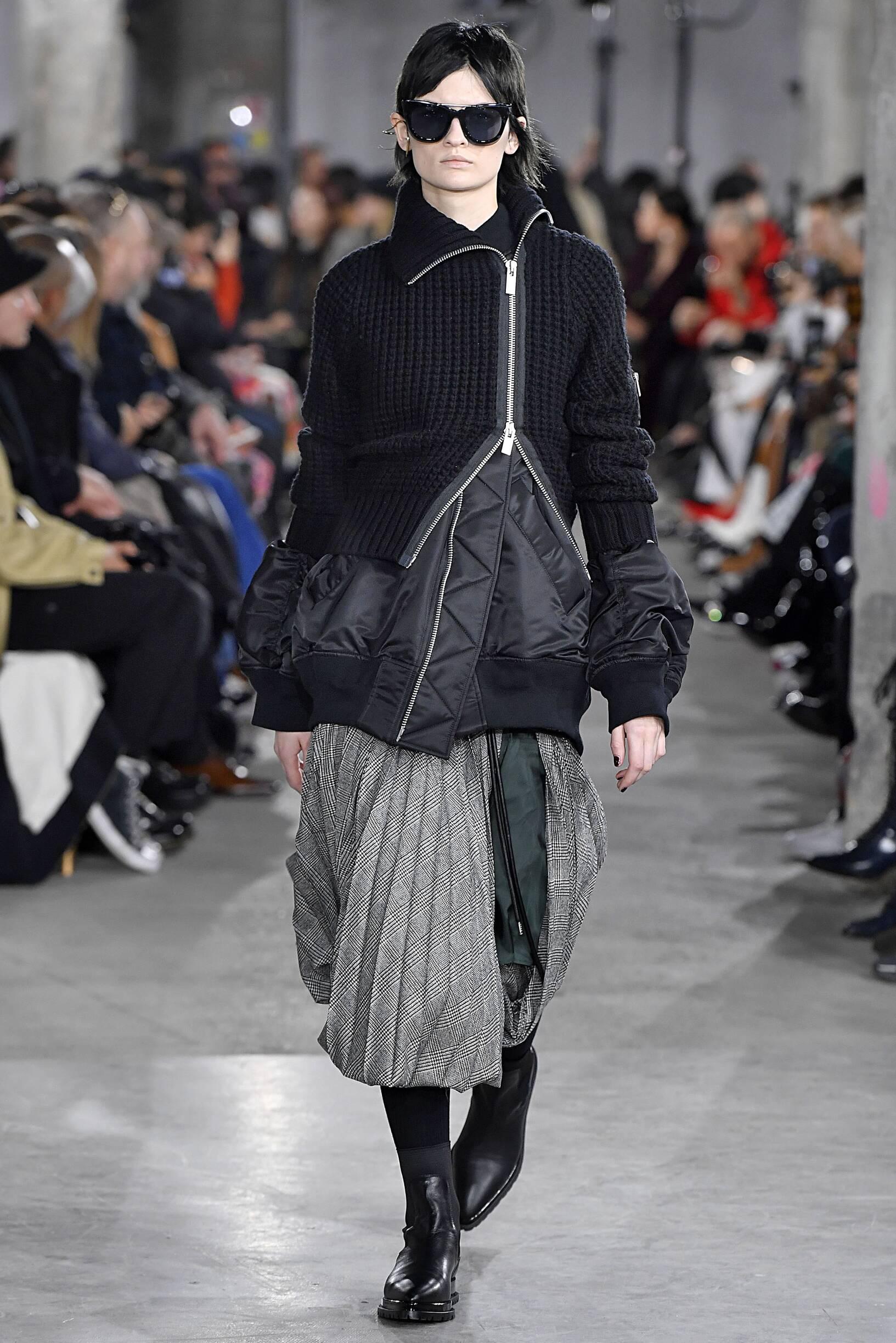 Fall 2019 Womenswear Sacai