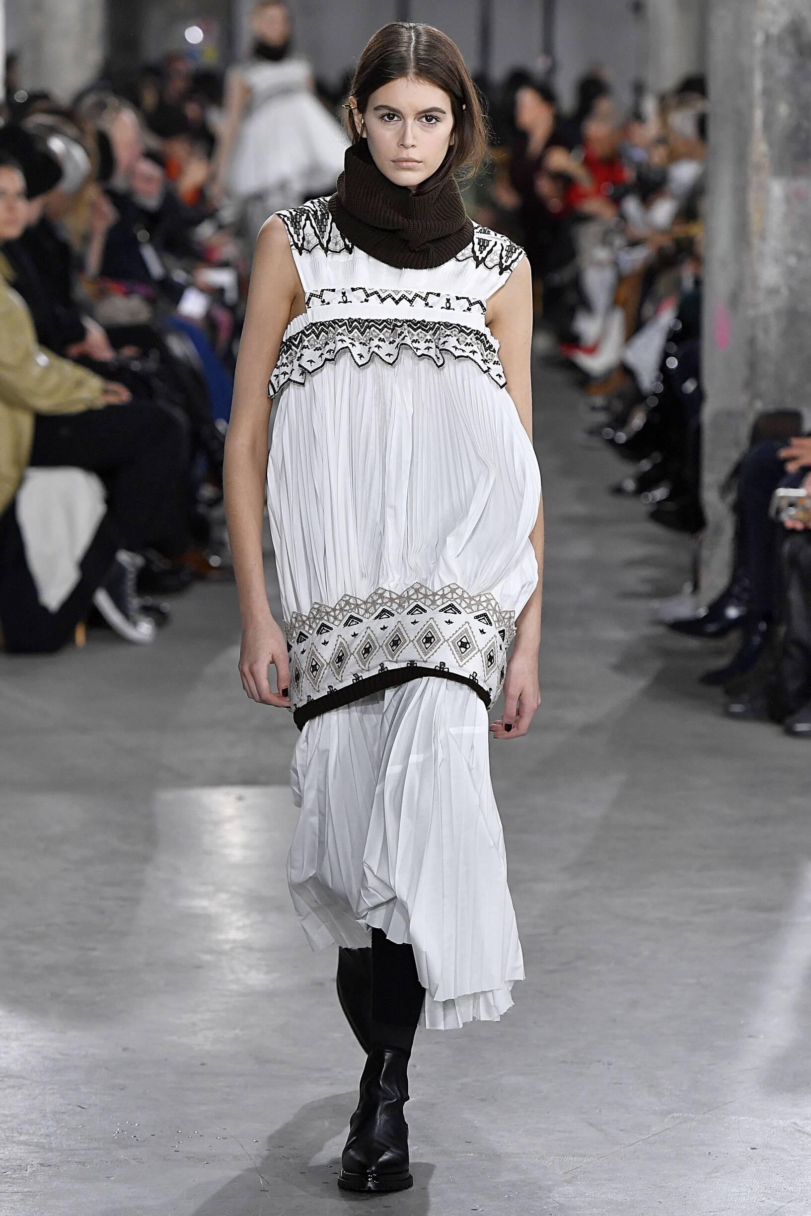 Fall Fashion 2019 Sacai