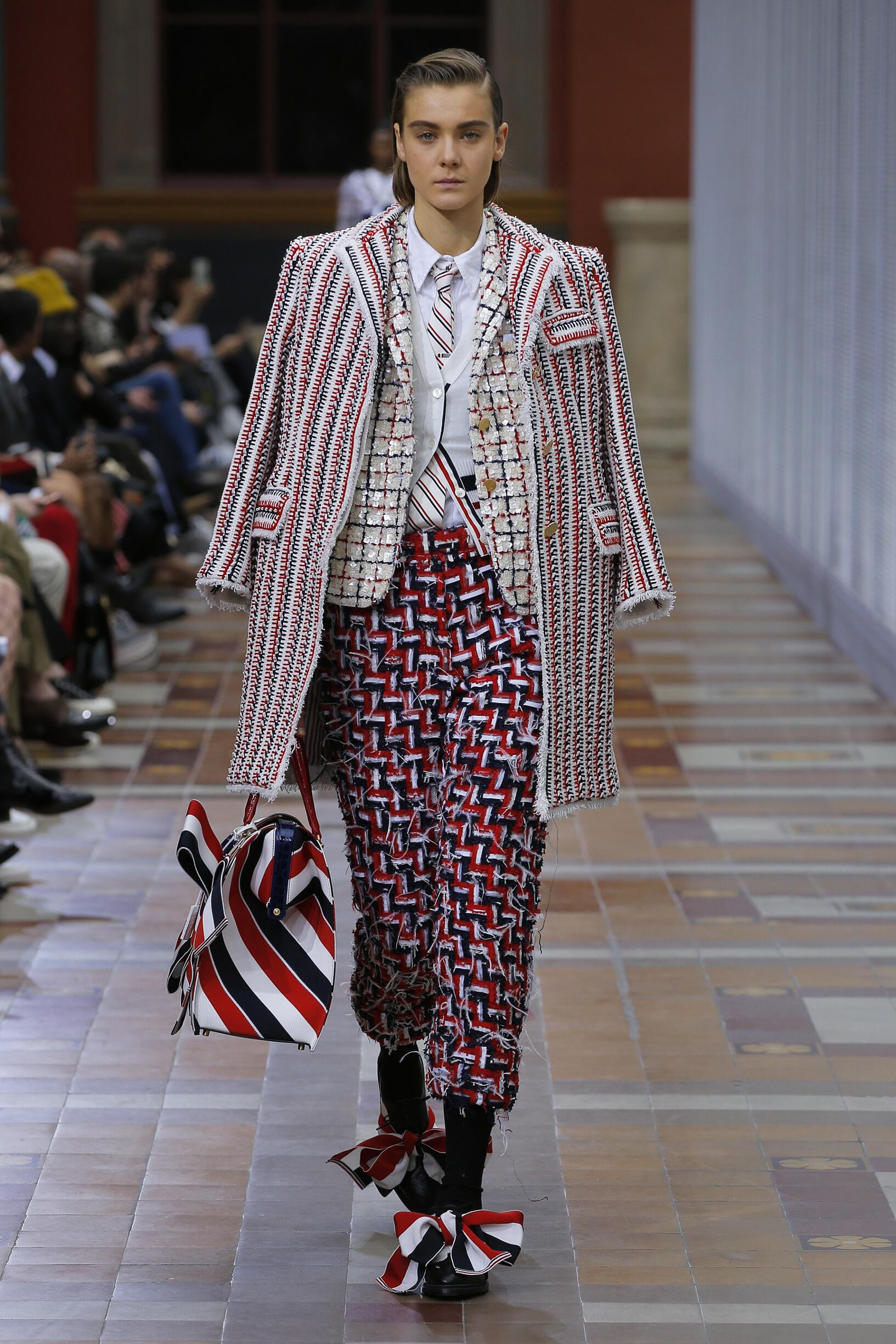 Fall Fashion 2019 Thom Browne