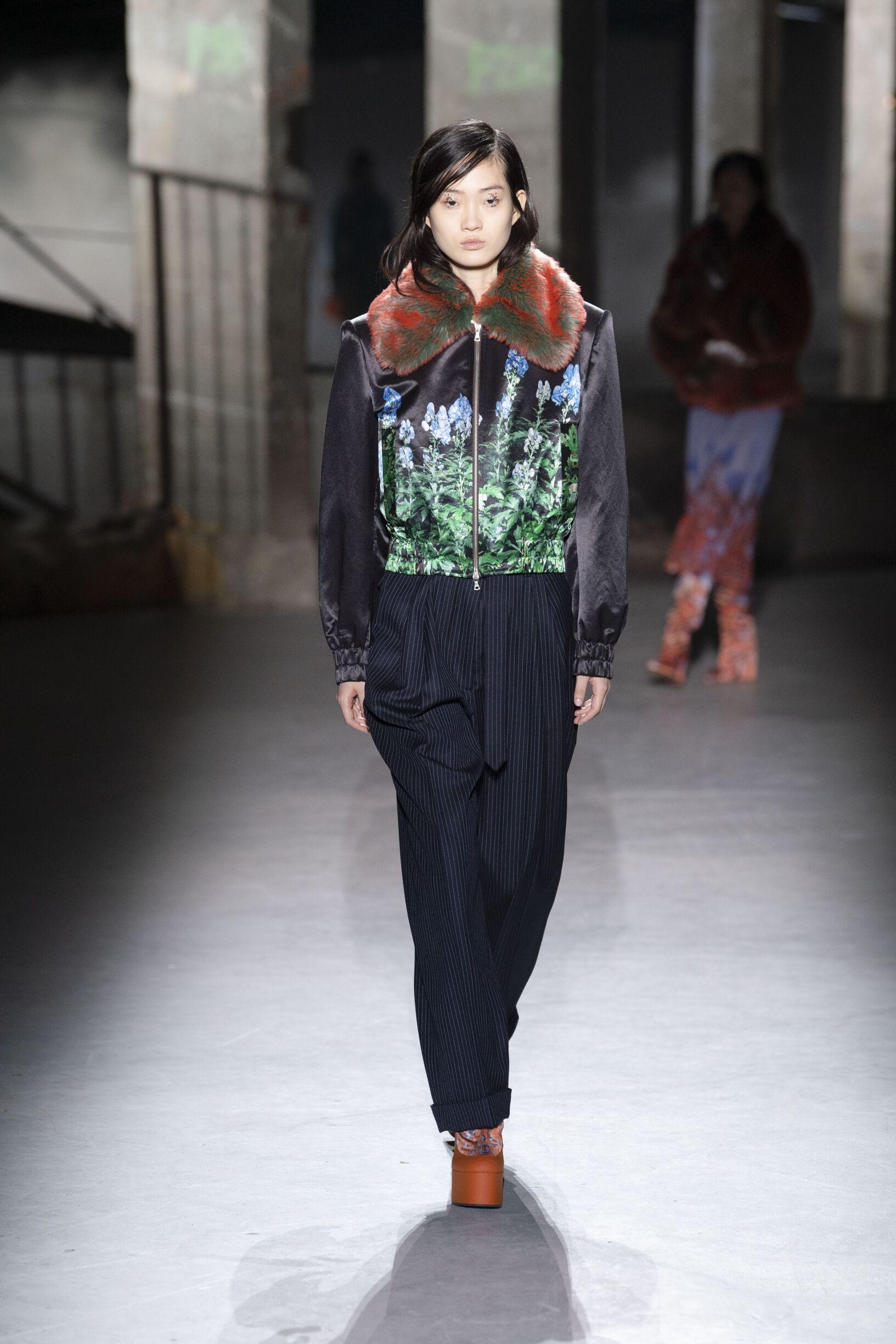 Fall Fashion Trends 2019-20 Dries van Noten