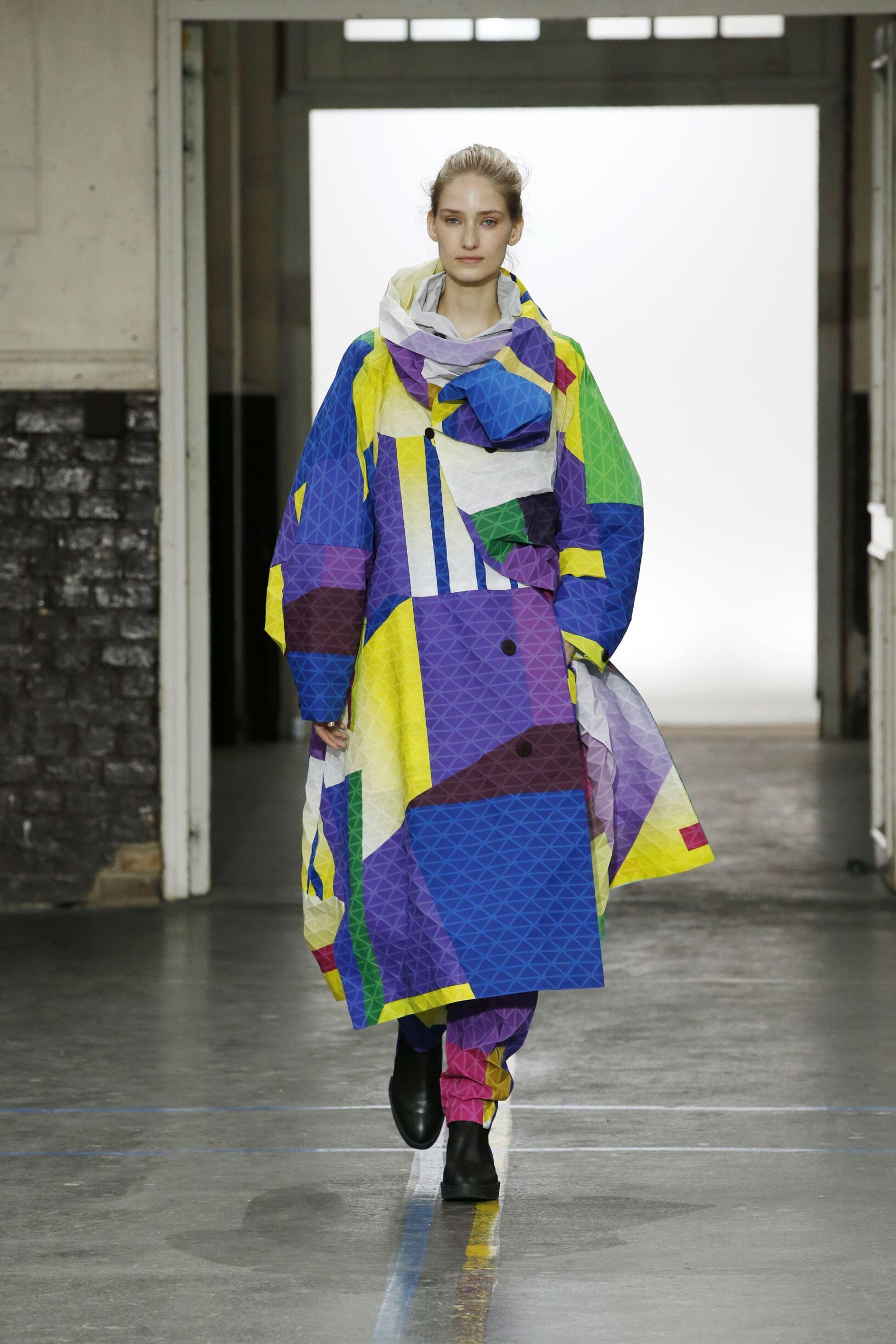 Fall Fashion Trends 2019-20 Issey Miyake