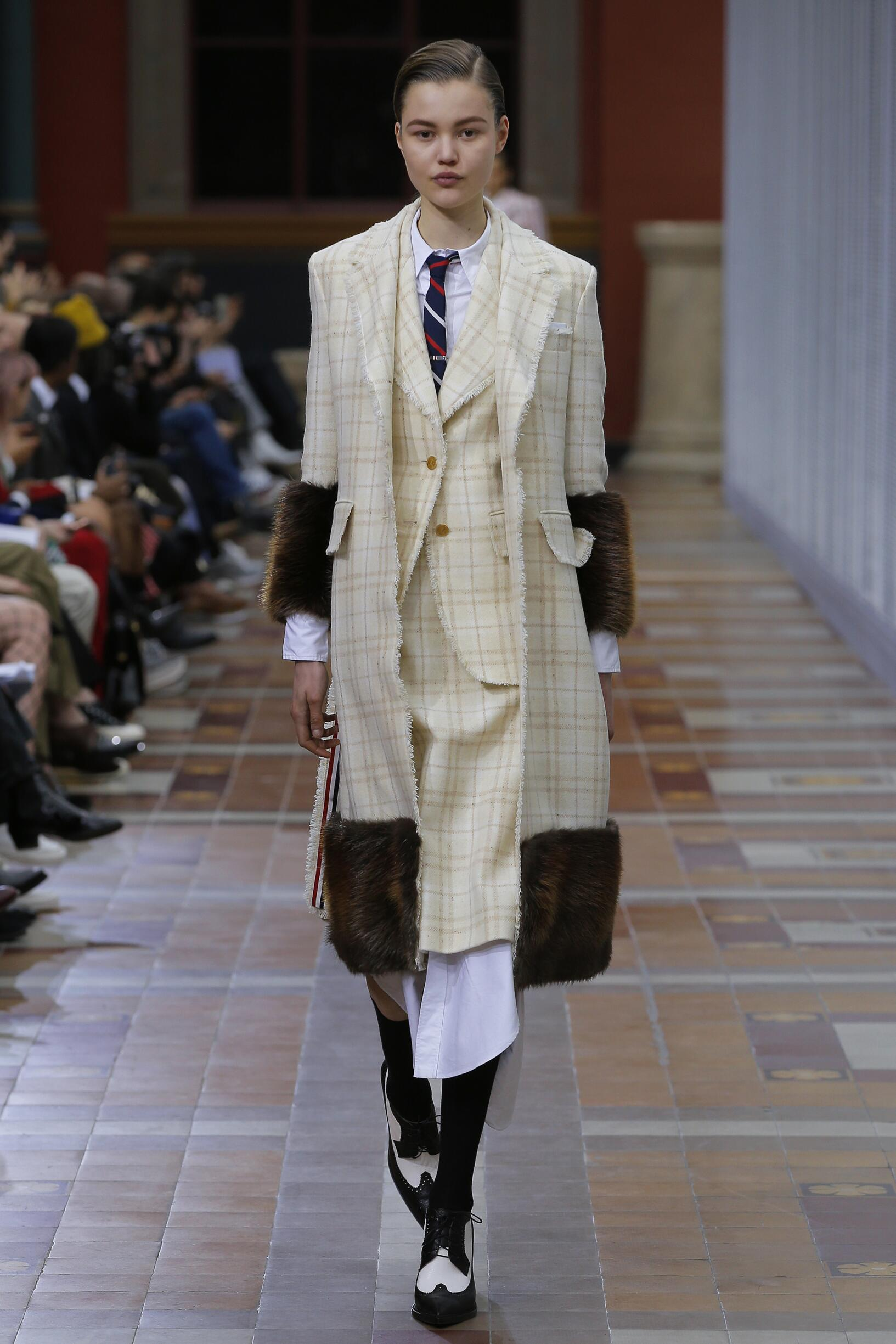 Fall Fashion Trends 2019-20 Thom Browne