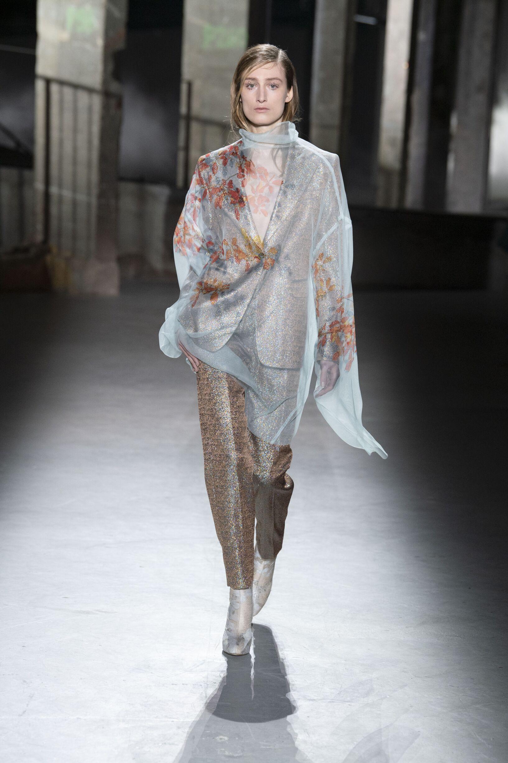 Fall Winter Fashion Trends 2019 Dries van Noten