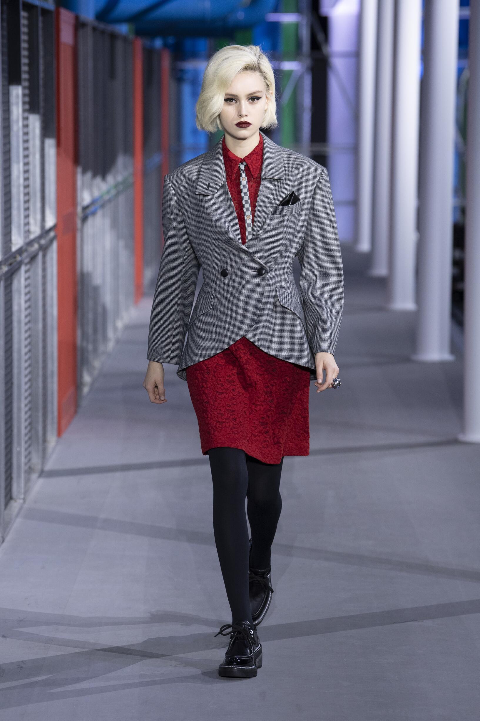 Fall Winter Fashion Trends 2019 Louis Vuitton