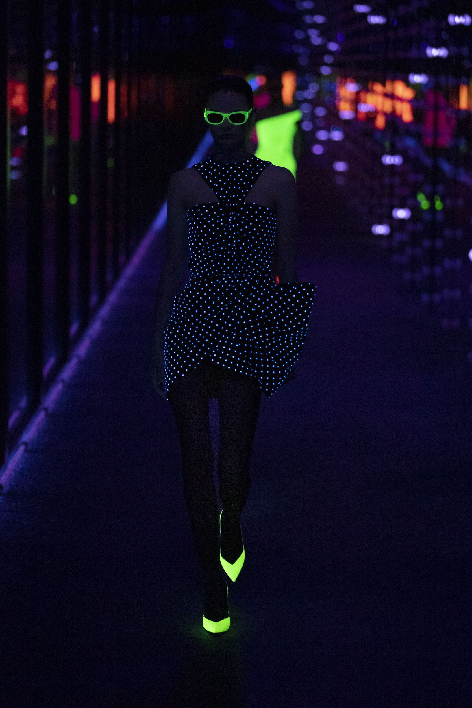 Fashion 2019 20 Runway Saint Laurent Winter Woman