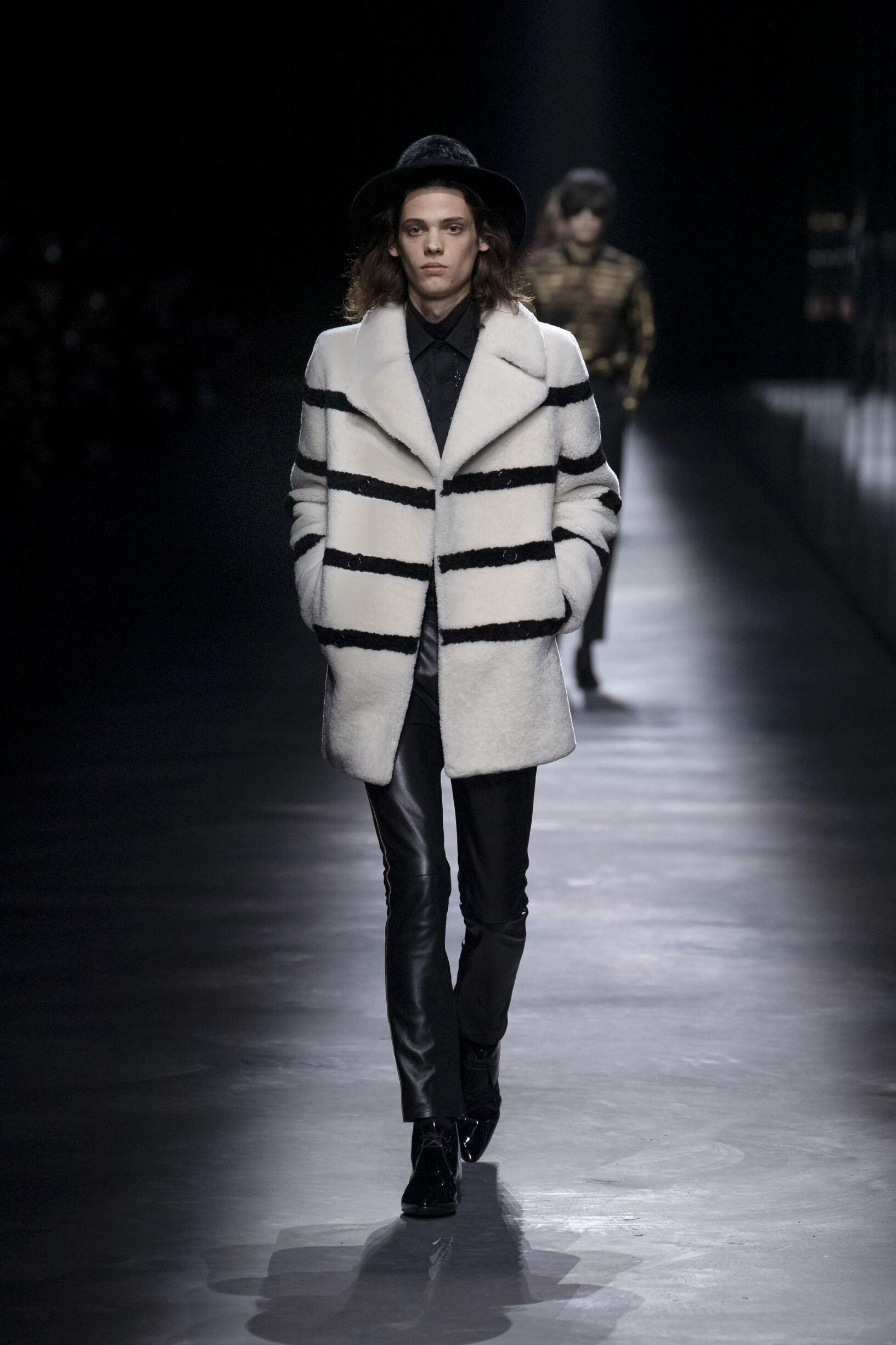 Fashion 2019 Mens Style Saint Laurent