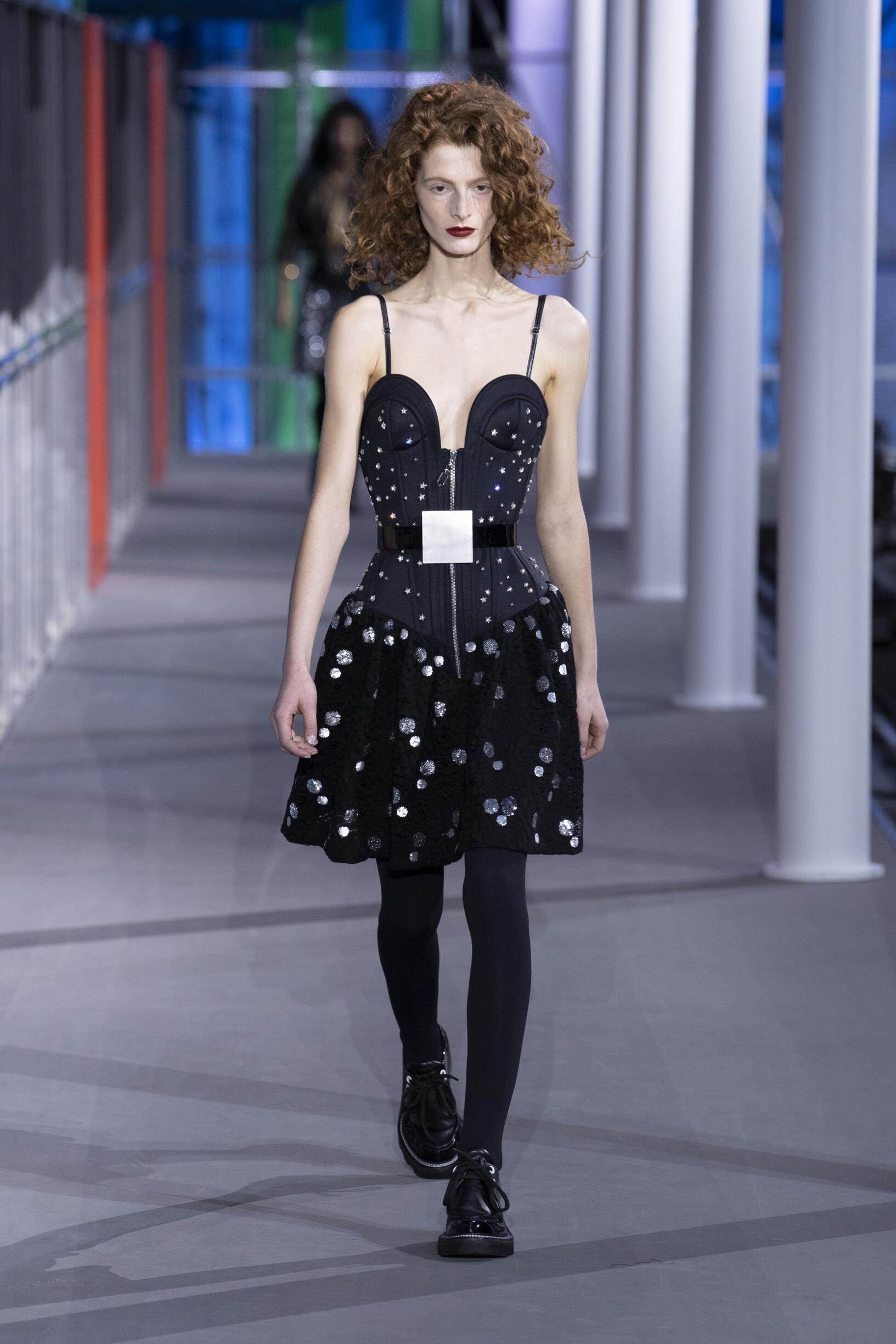 Fashion 2019 Runway Louis Vuitton Winter