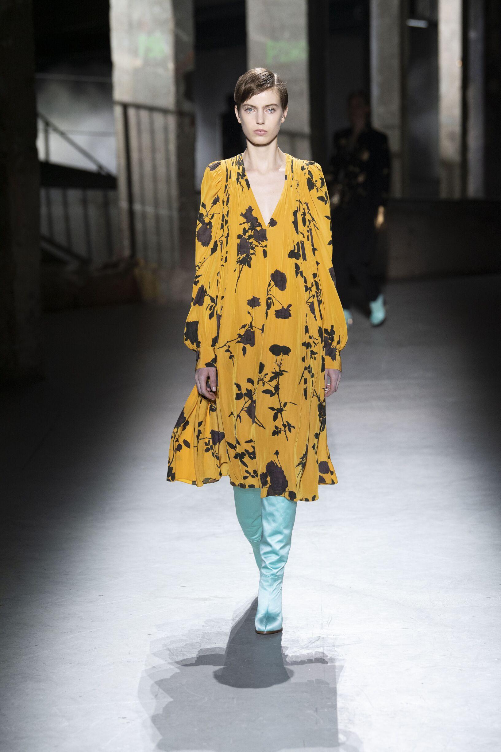 Fashion 2019 Womens Style Dries van Noten