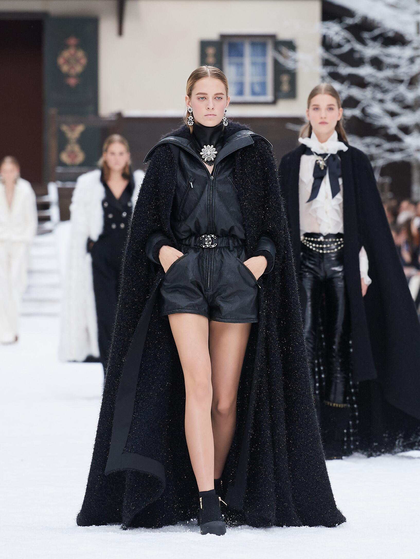 Fashion Week 2019 Catwalk Chanel