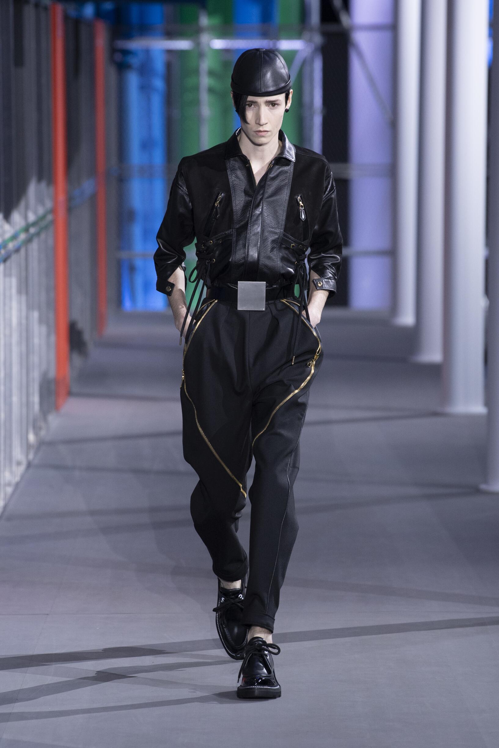 Fashion Week 2019 Catwalk Louis Vuitton