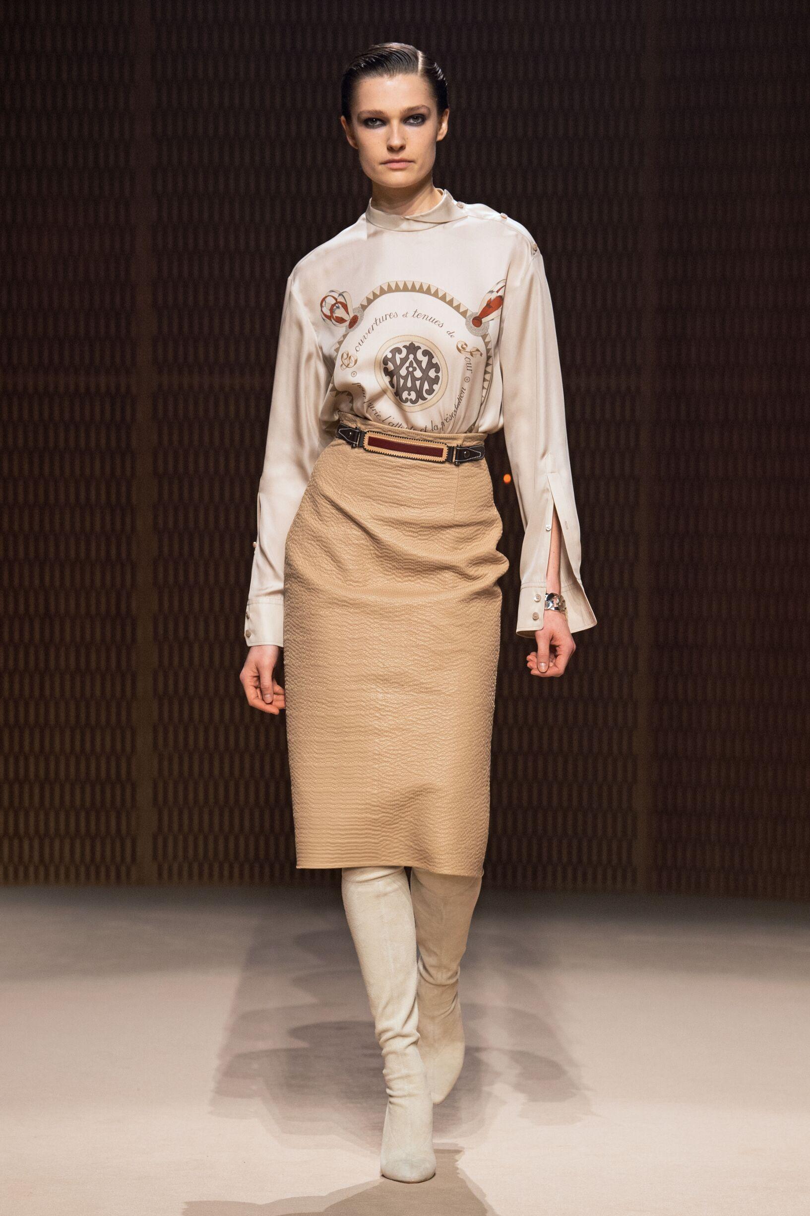 Hermès FW 2019 Womenswear