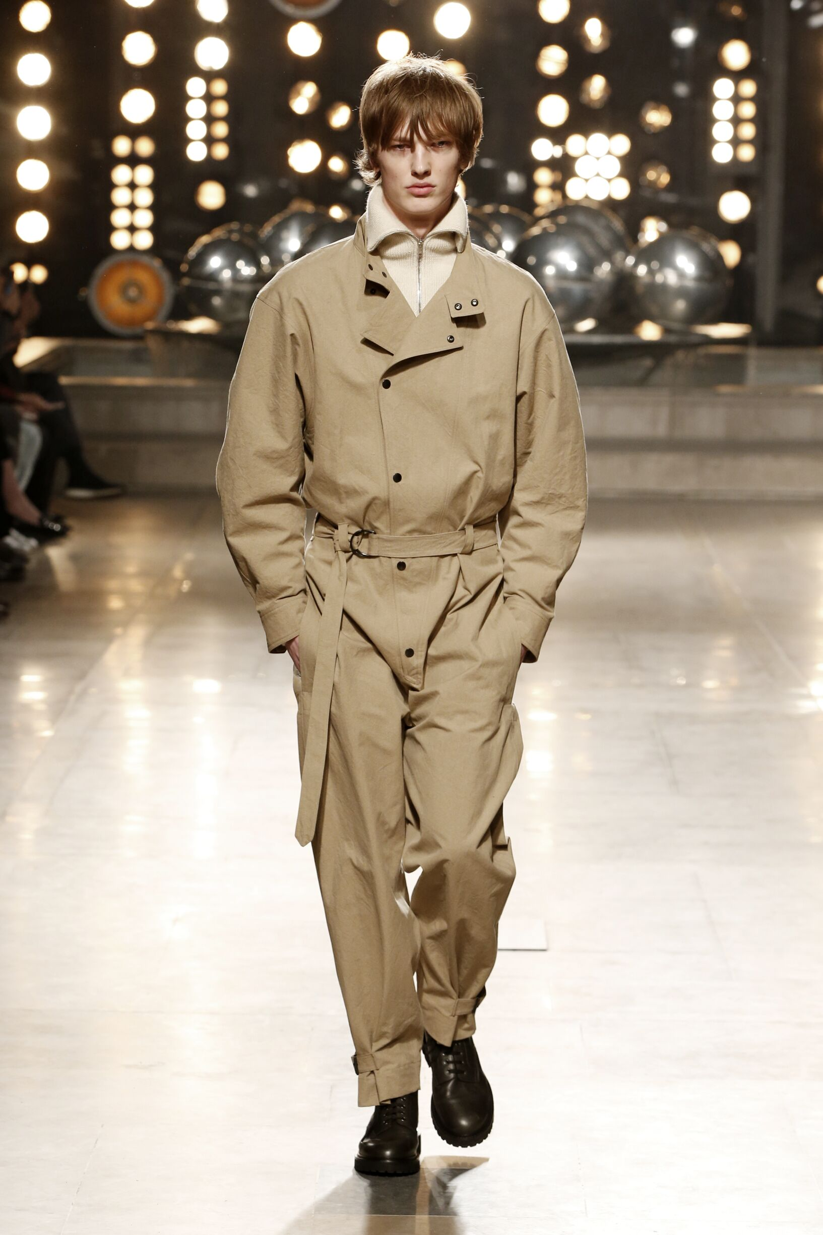 Isabel Marant FW 2019 Menswear