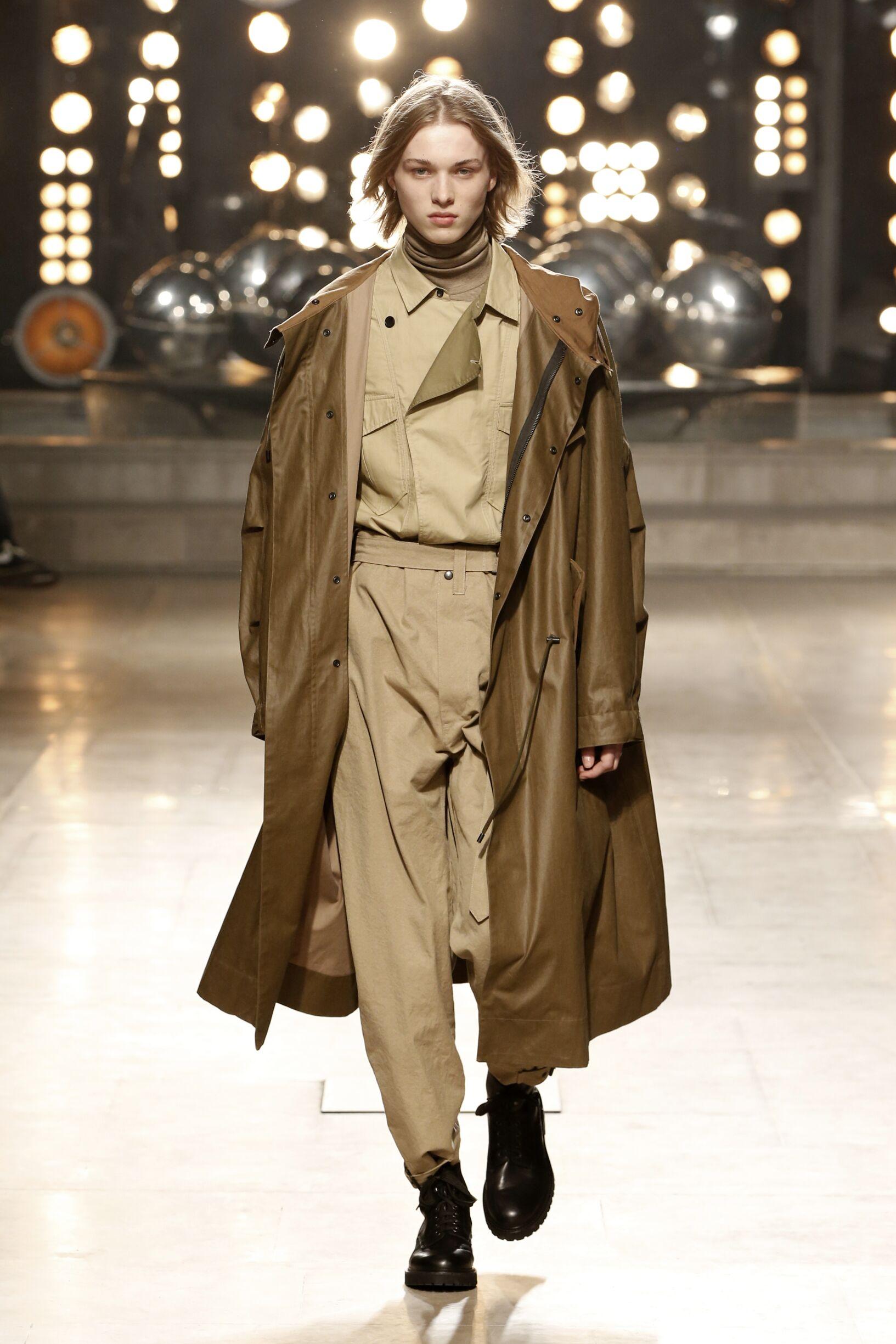 Isabel Marant Paris Fashion Week Menswear Trends