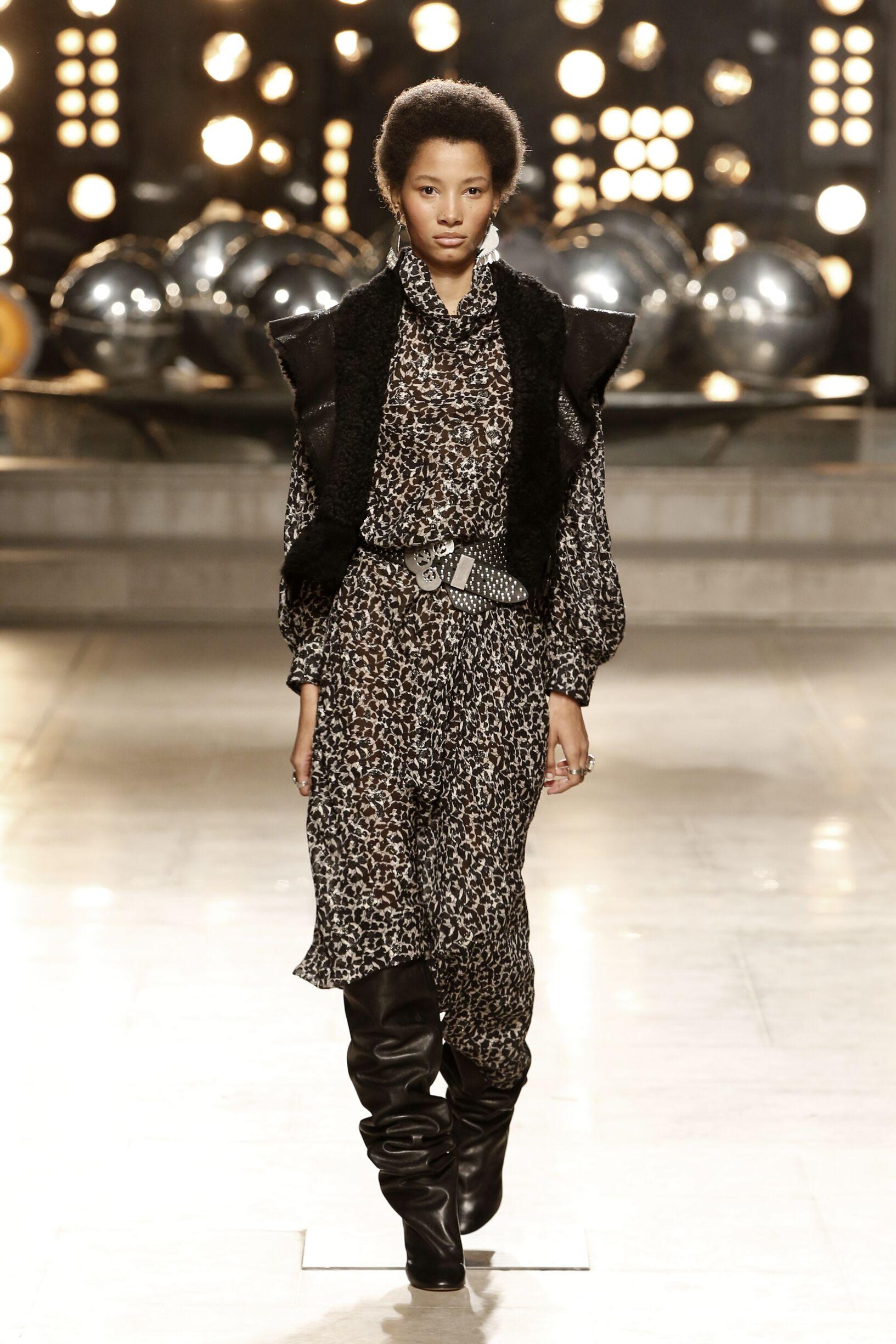 Isabel Marant Paris Fashion Week Womenswear 2019-20