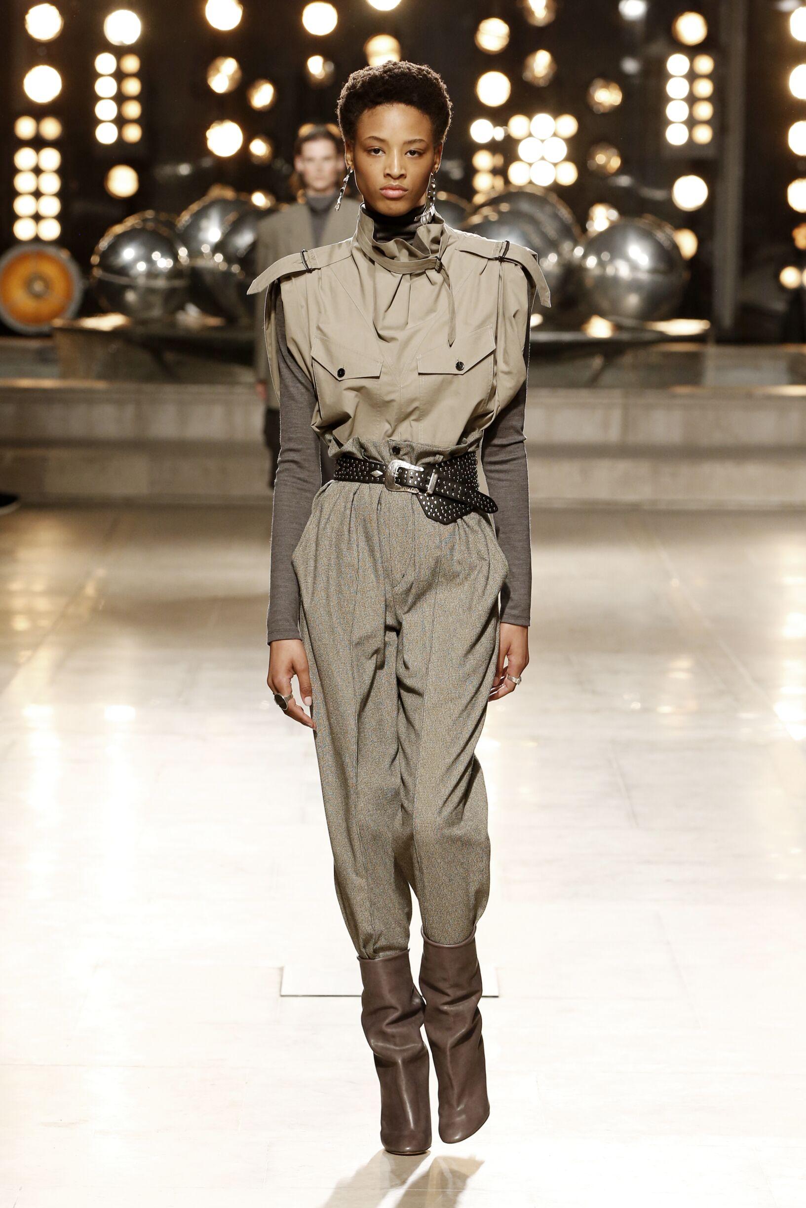 Isabel Marant Paris Fashion Week Womenswear