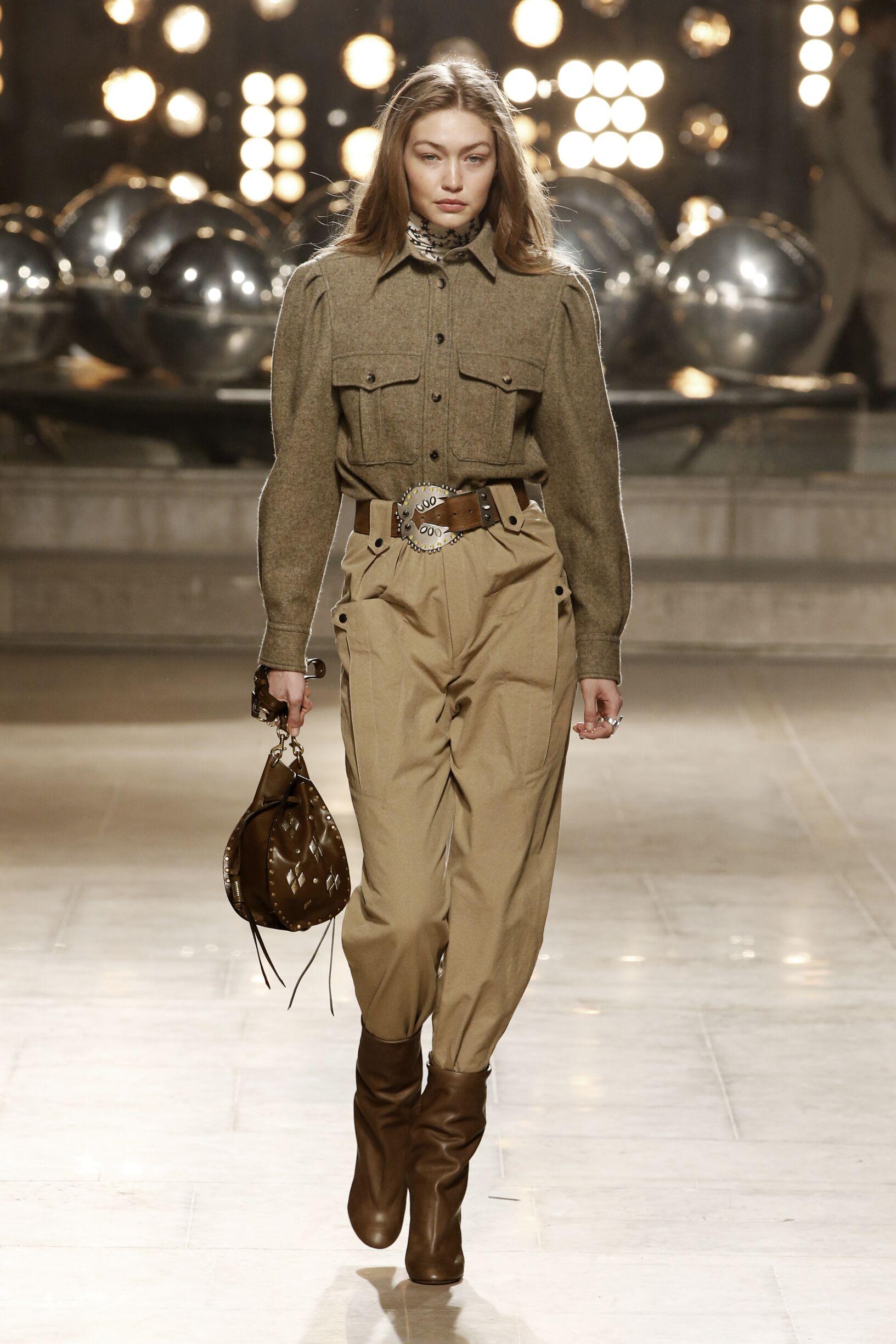 Isabel Marant Paris Fashion Week