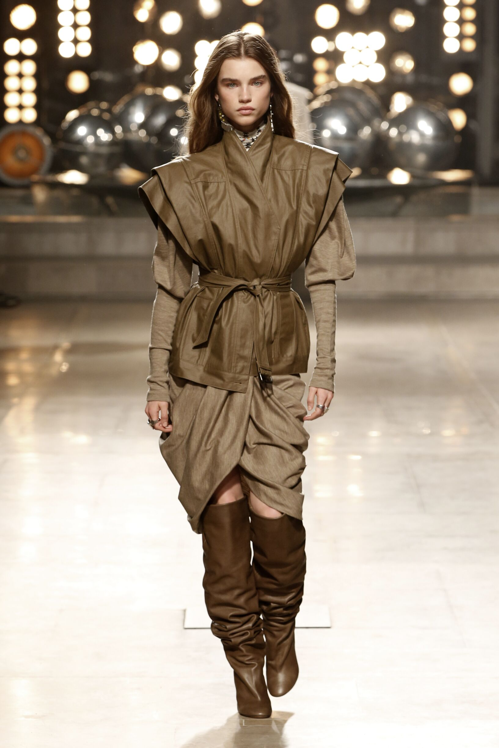 Isabel Marant Womenswear Fashion Show