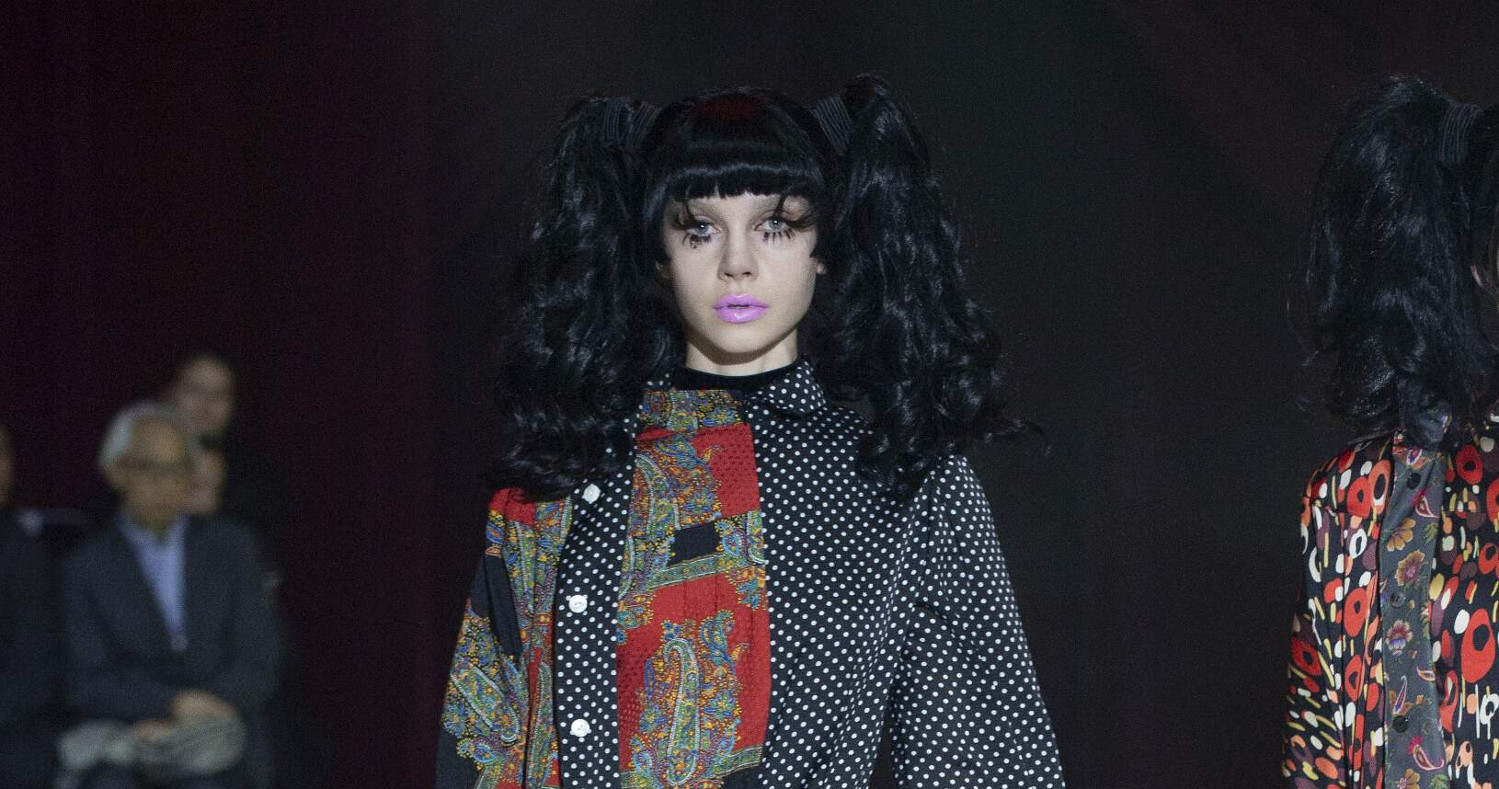 Junya Watanabe Fashion Show FW 2019 Paris