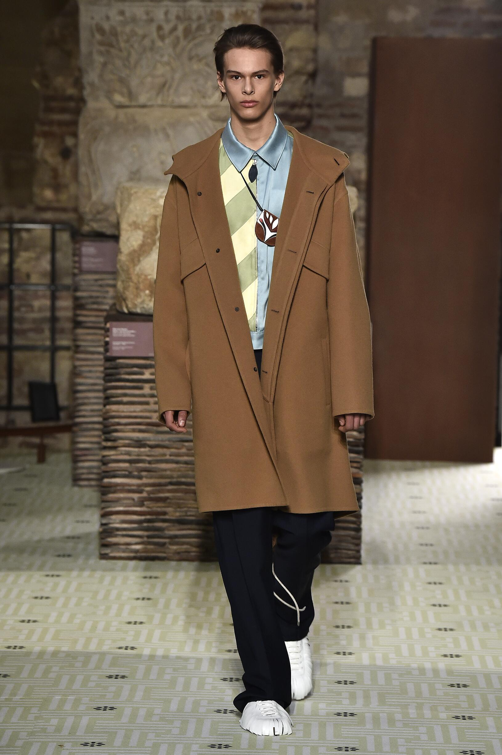 Lanvin Paris Fashion Week Menswear