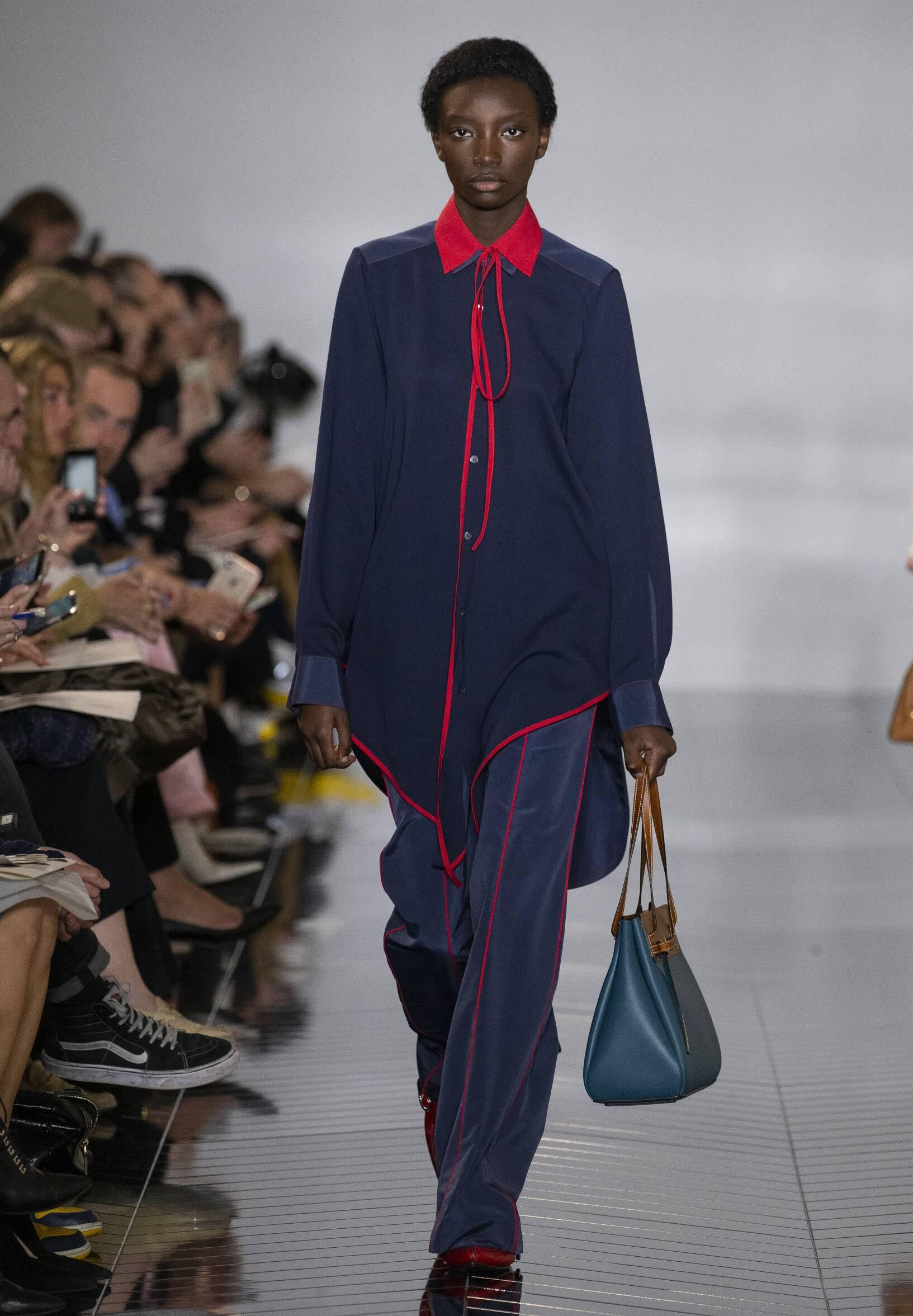 Loewe Paris Fashion Week Womenswear Trends