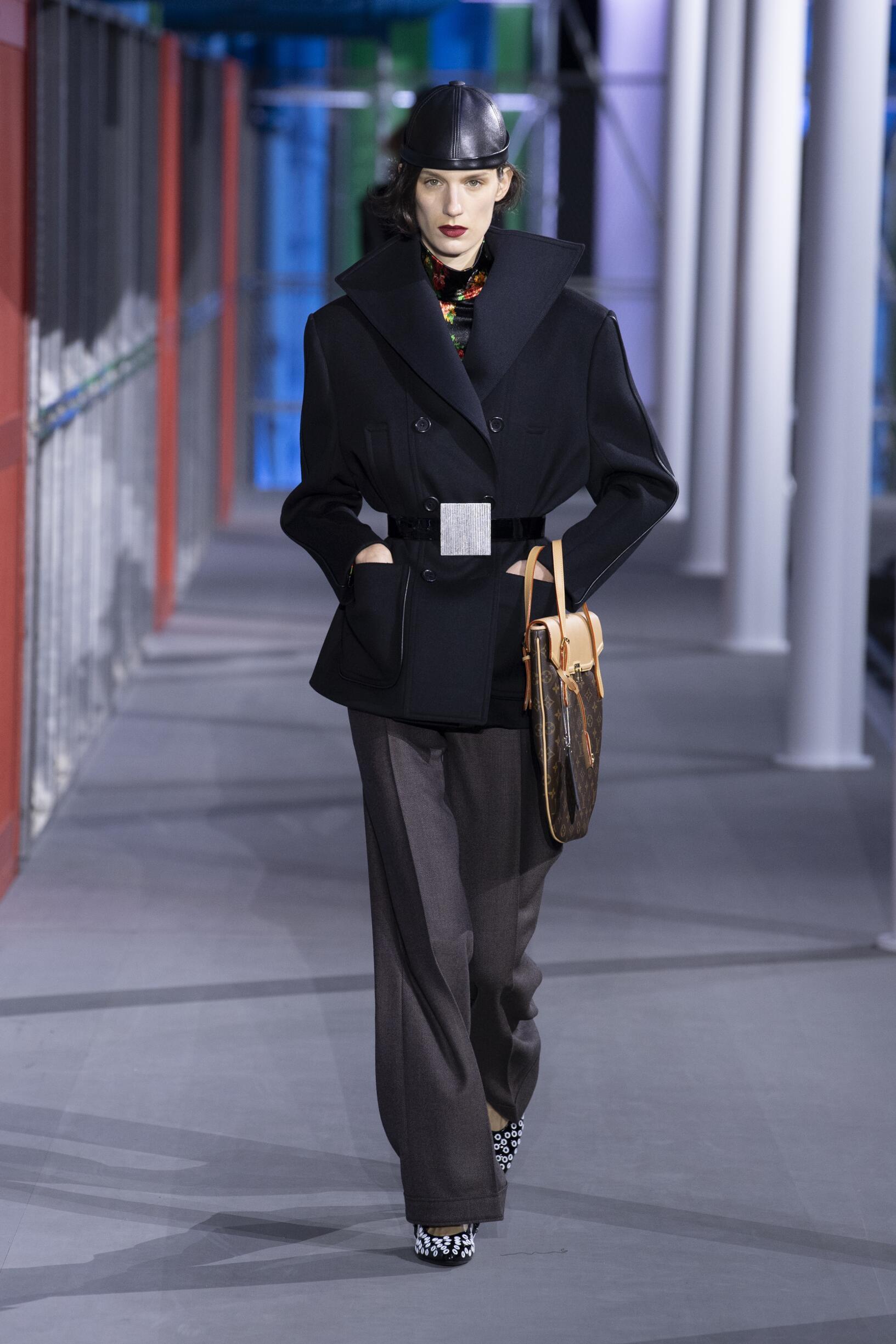 Louis Vuitton FW 2019 Womenswear